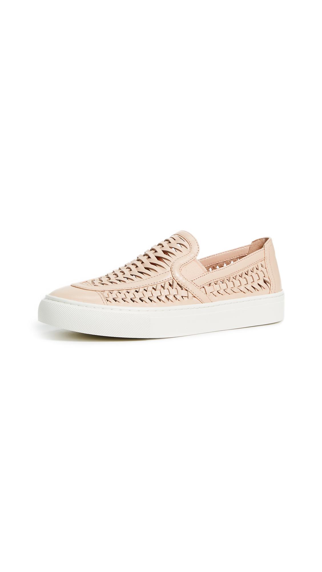 Tory Burch Huarache 2 Slip On Sneakers - Perfect Blush