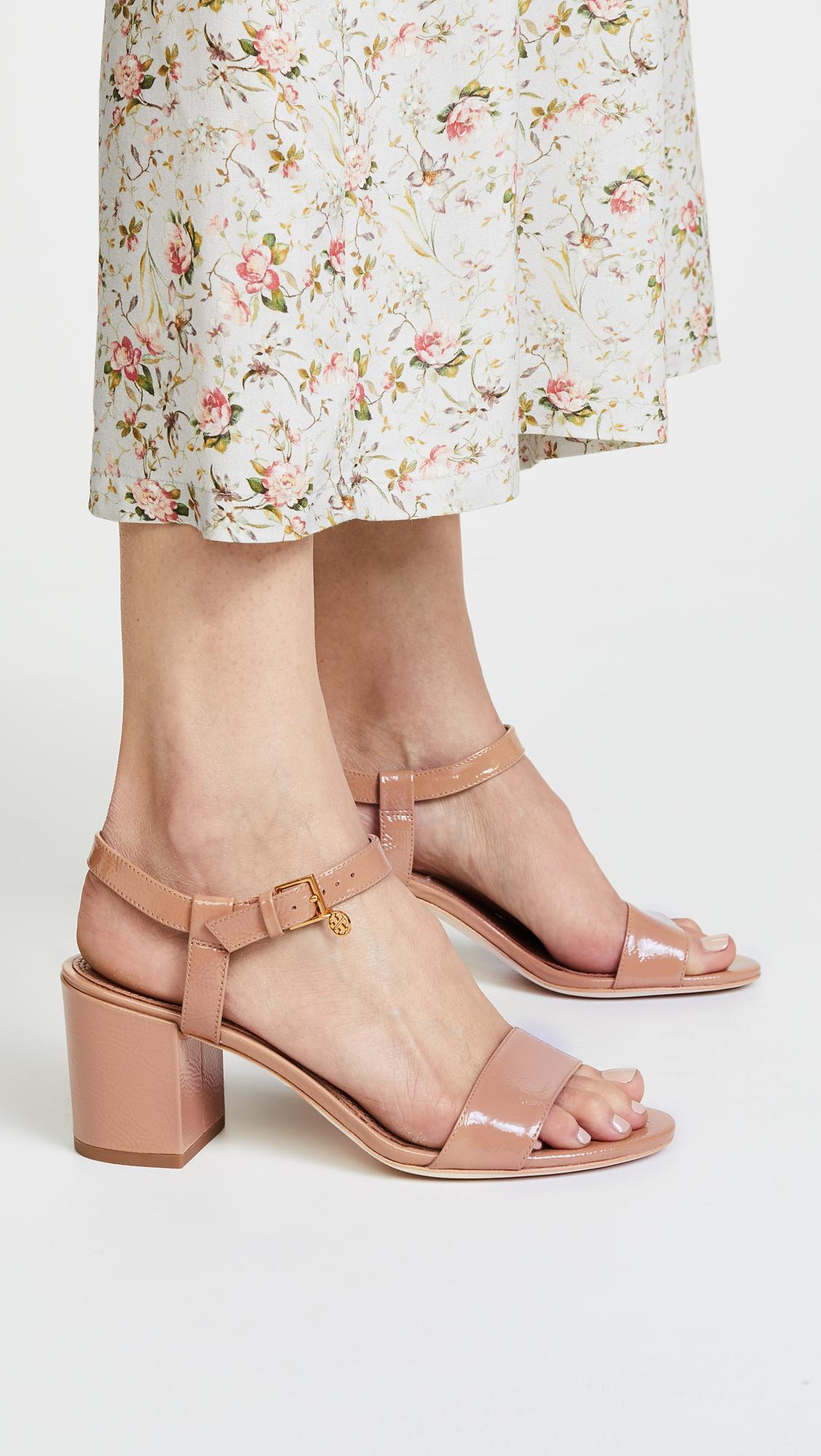 172c04621a6 Tory Burch Laurel 65mm Ankle Strap Sandals