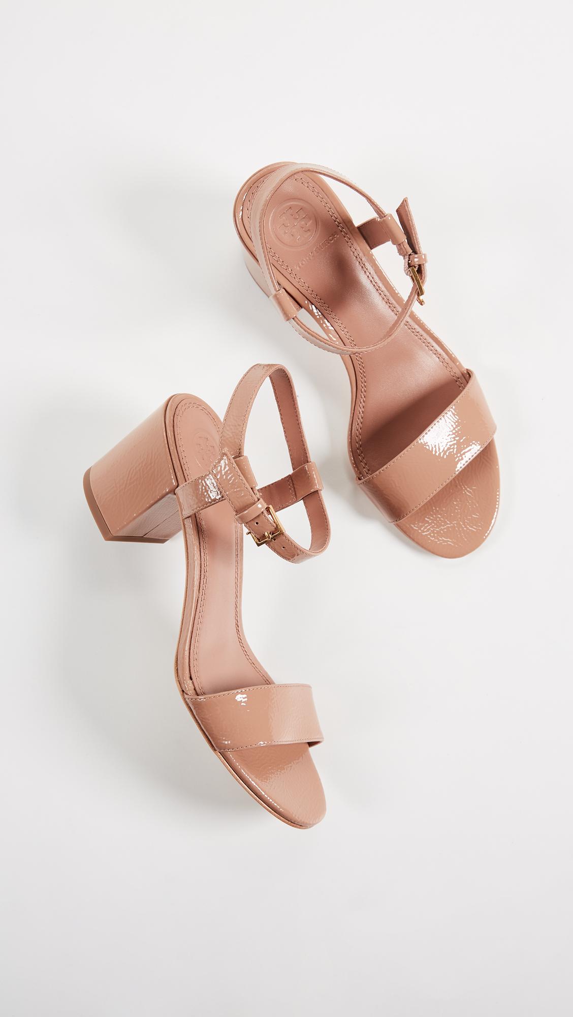 865ef3bd5e5 Tory Burch Laurel 65mm Ankle Strap Sandals