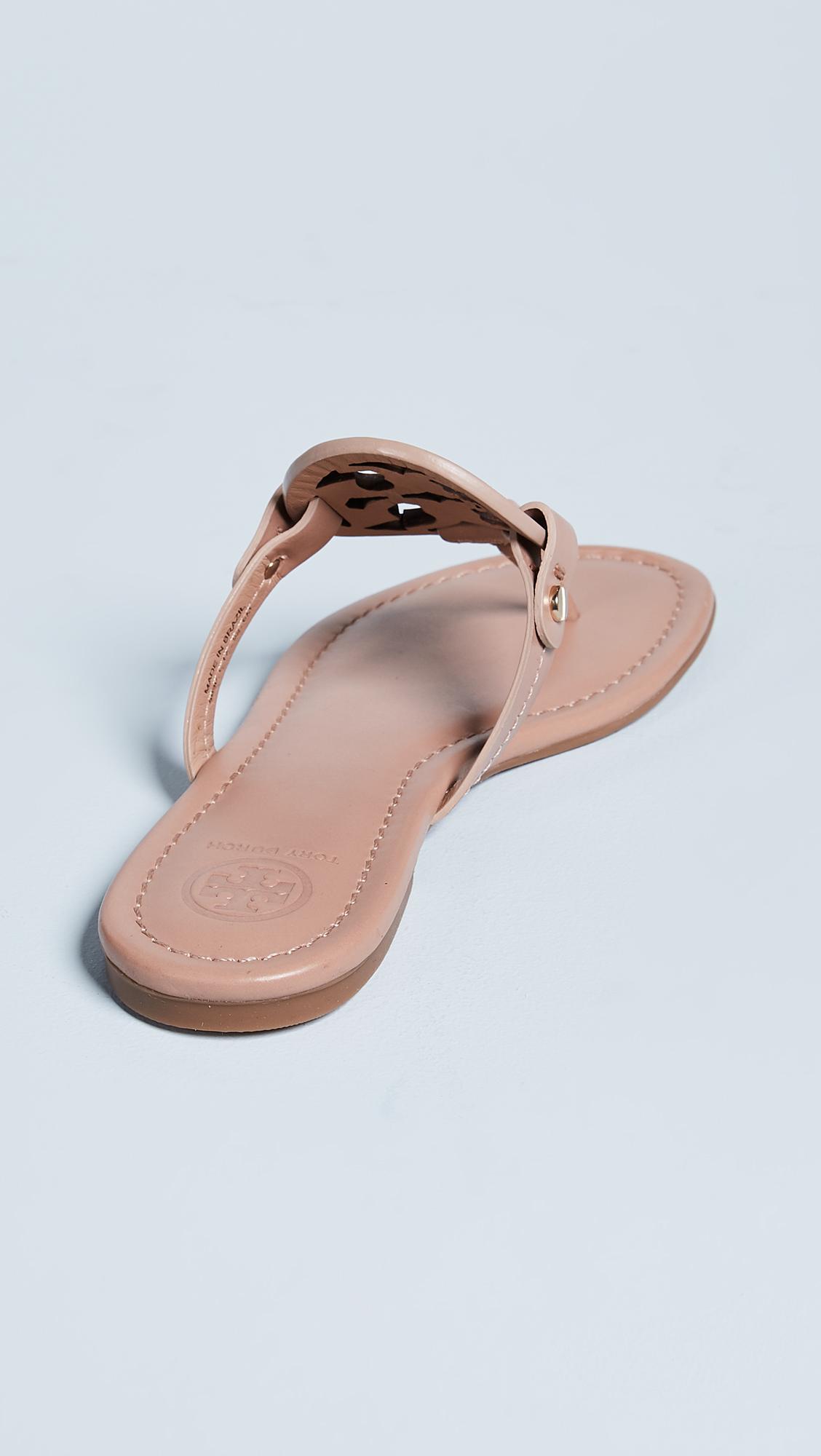 8fabb53002d45b Tory Burch Miller Thong Sandals