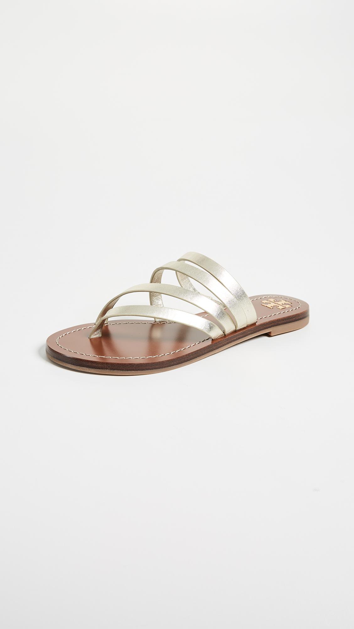 Tory Burch. Patos Flat Sandals