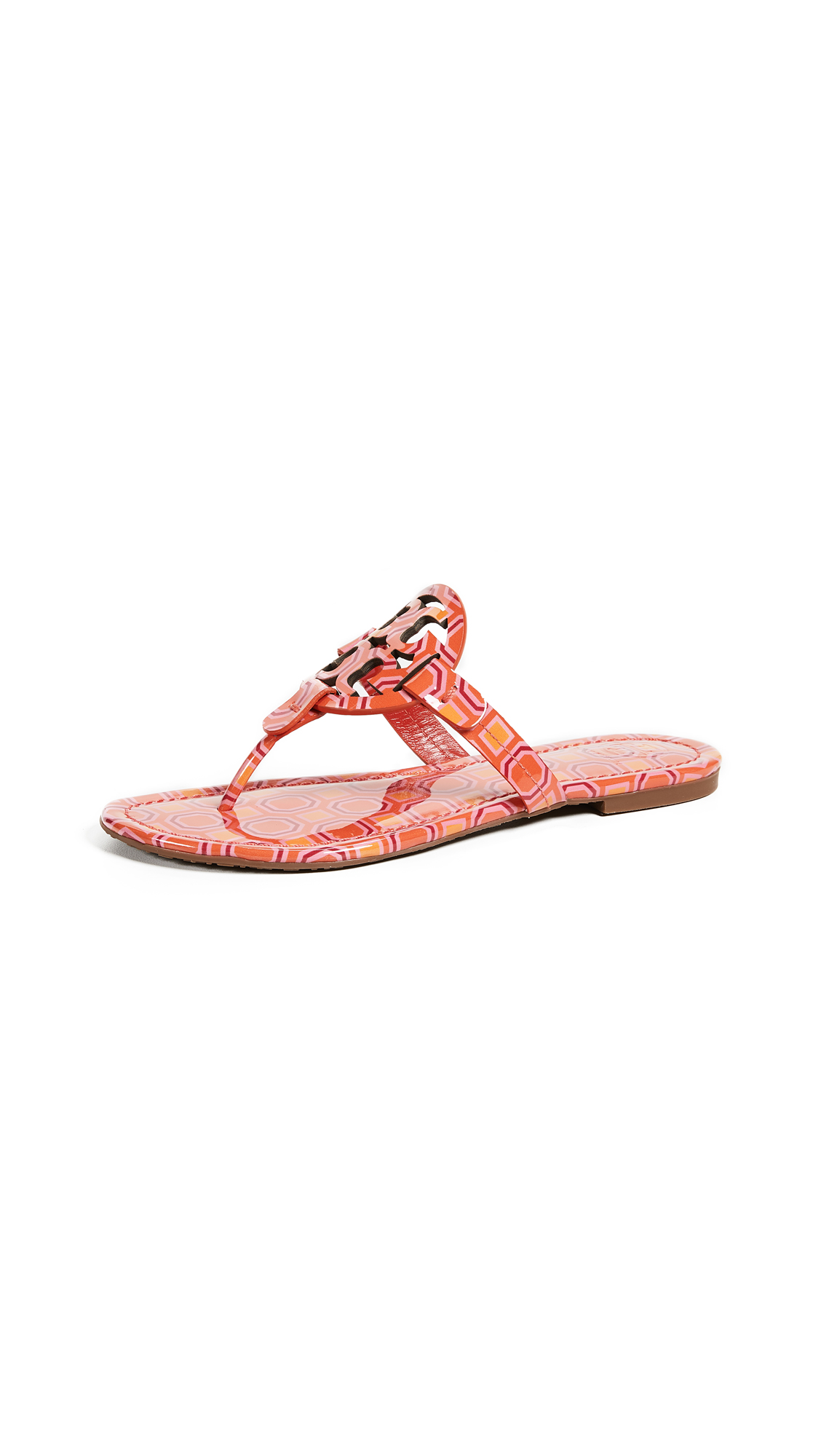 Tory Burch Miller Thong Sandals - Octagon Square