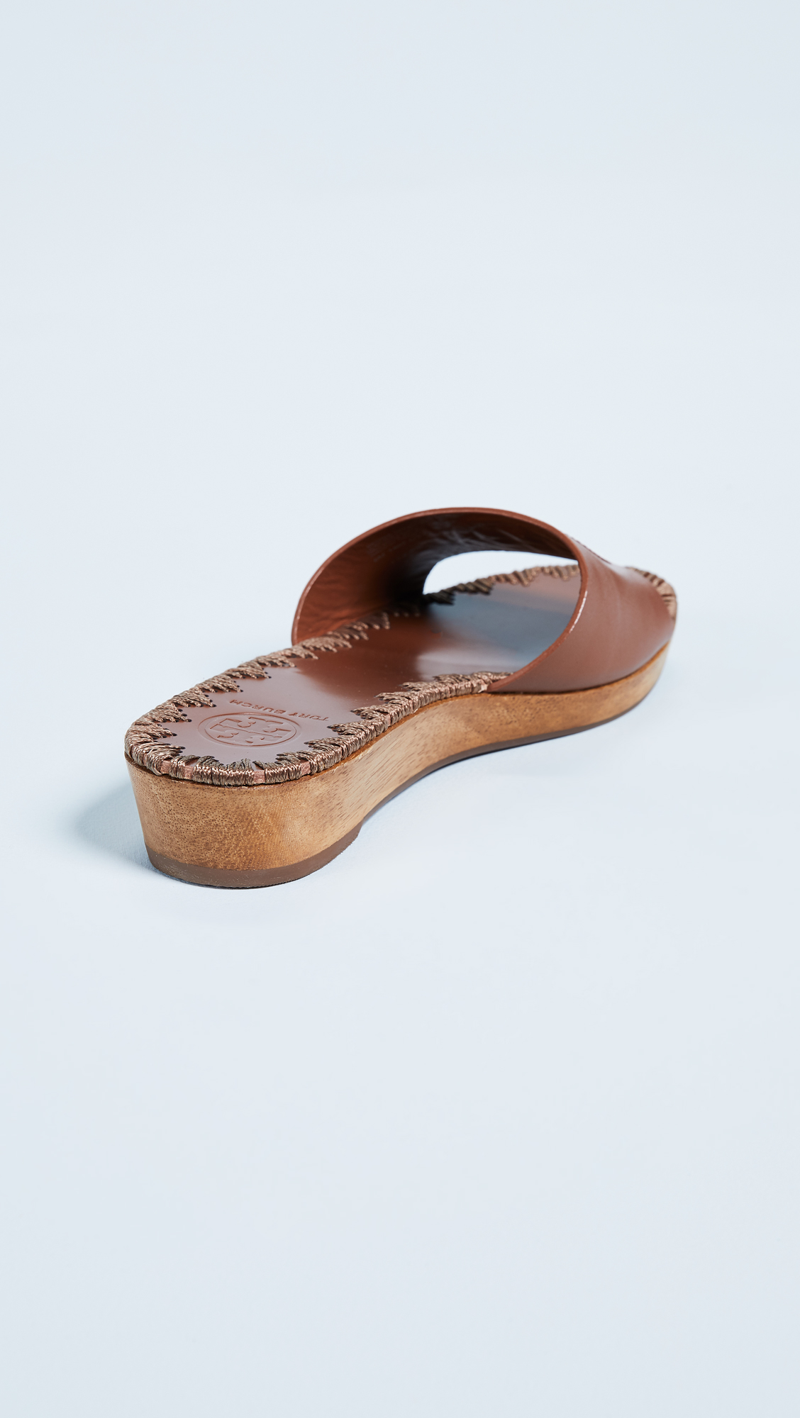 75c2d72e1be Tory Burch Patty 35mm Wedge Slides