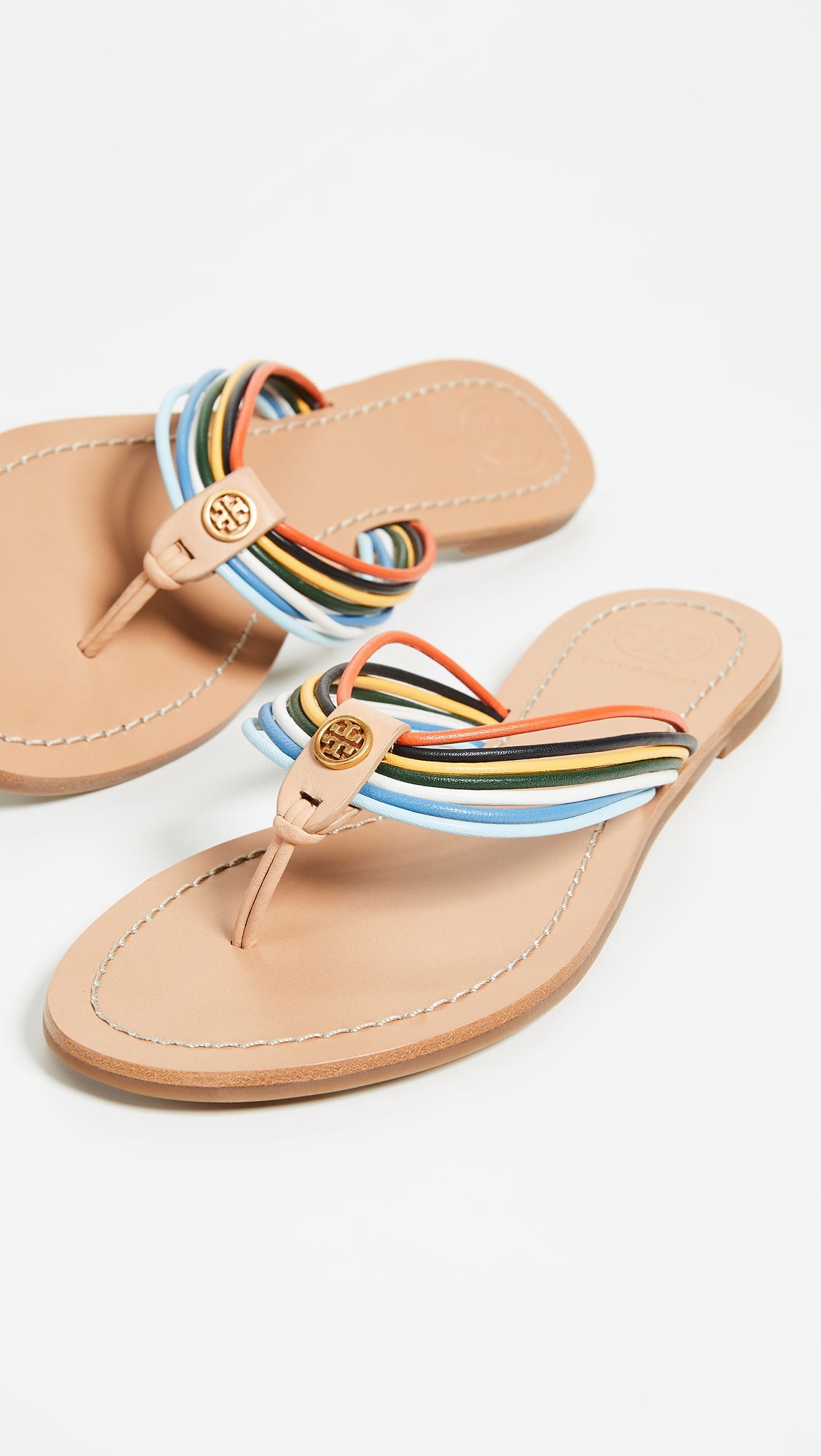 87eaf5737cd5 Tory Burch Sienna Thong Sandals