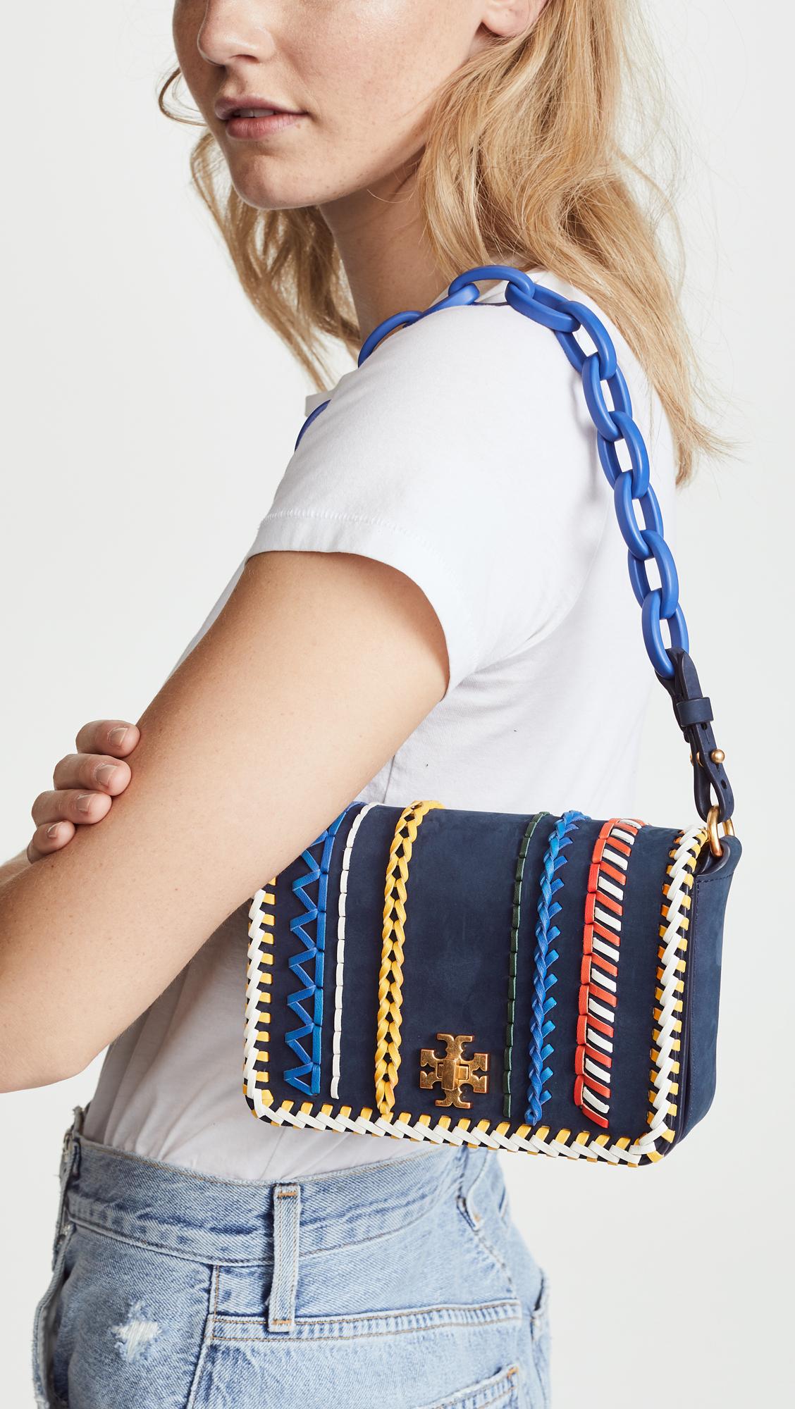7425b44670b8 Tory Burch Kira Whipstitch Double Strap Mini Bag