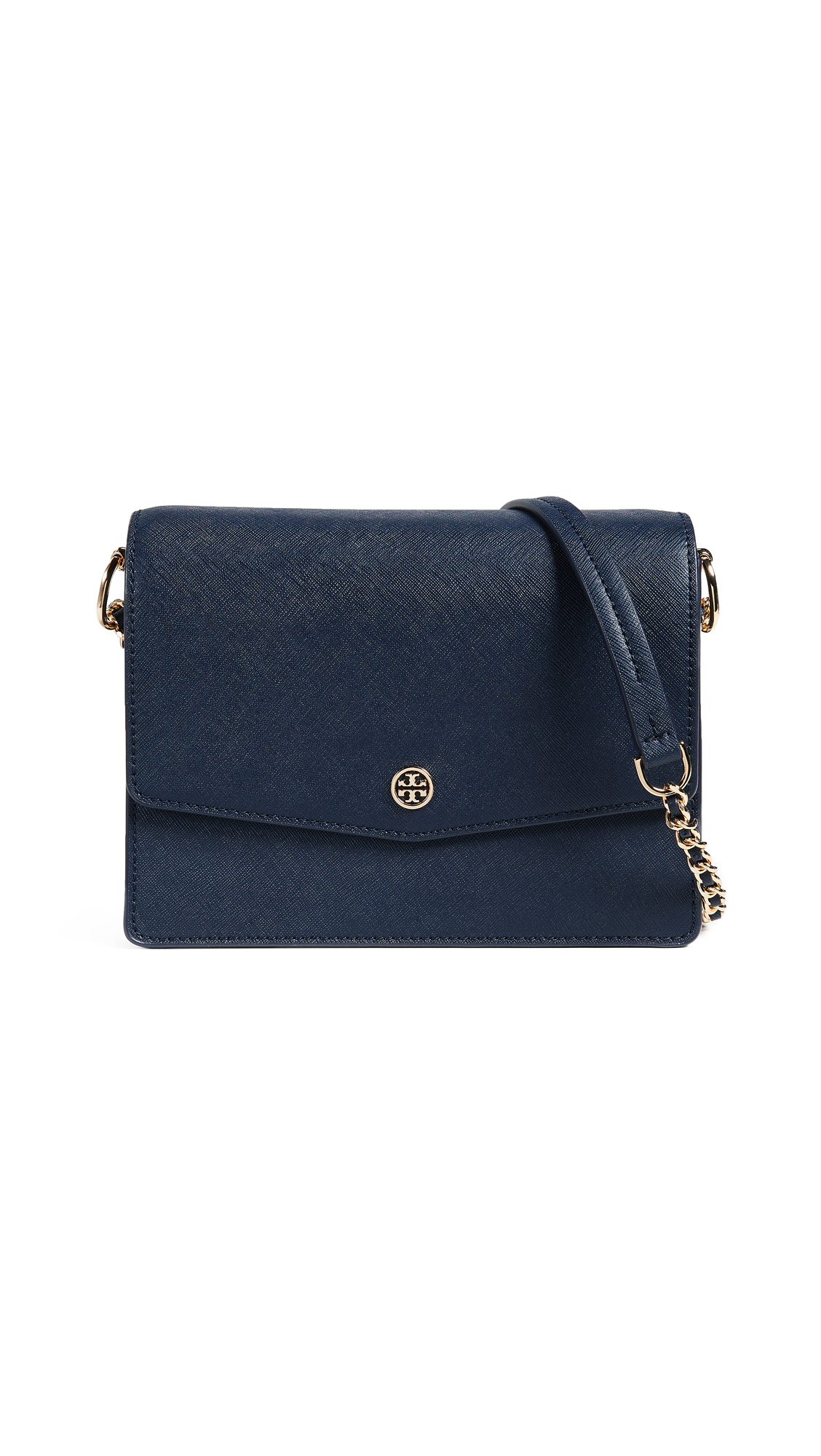 TORY BURCH | Tory Burch Robinson Convertible Shoulder Bag | Goxip