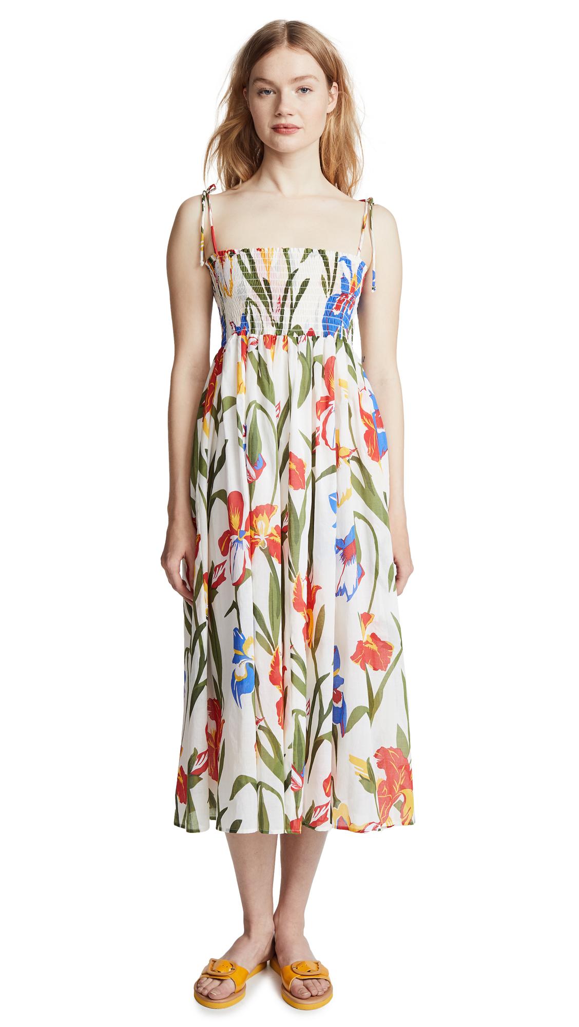 bfbd435335 Tory Burch Iris Beach Dress | SHOPBOP