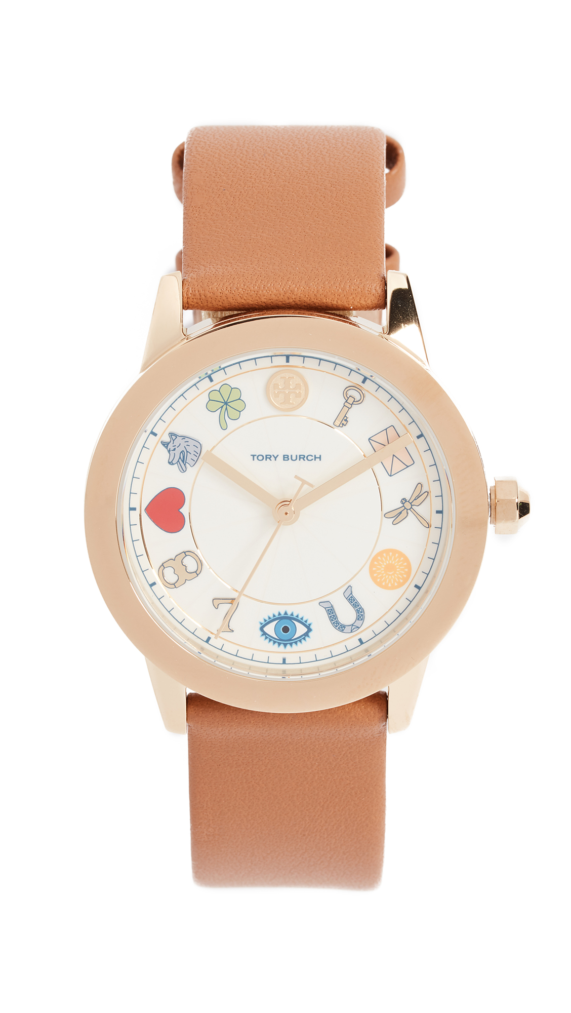 Tory Burch Gigi Novelty Watch, 37mm