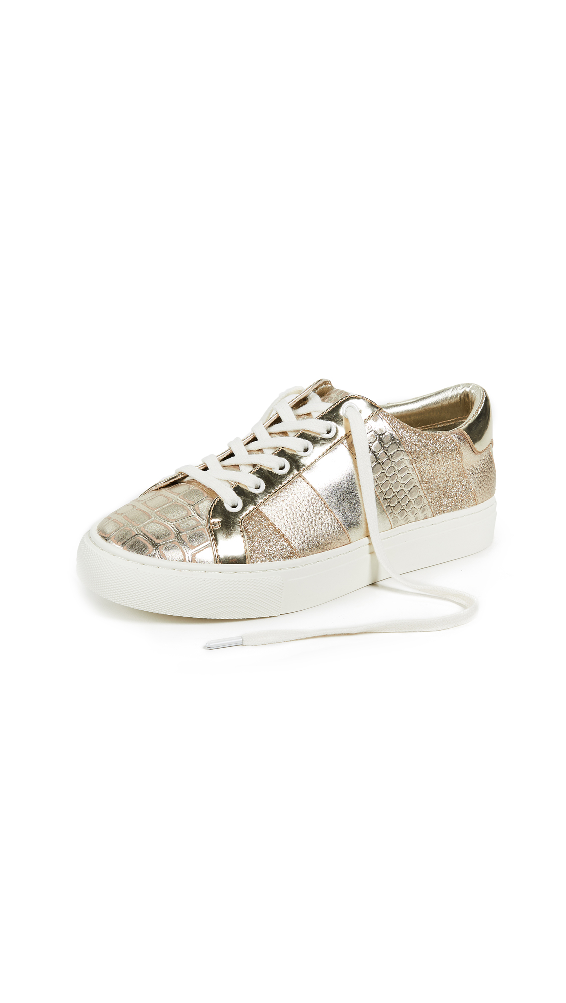 Tory Burch Ames Sneakers - Spark Gold