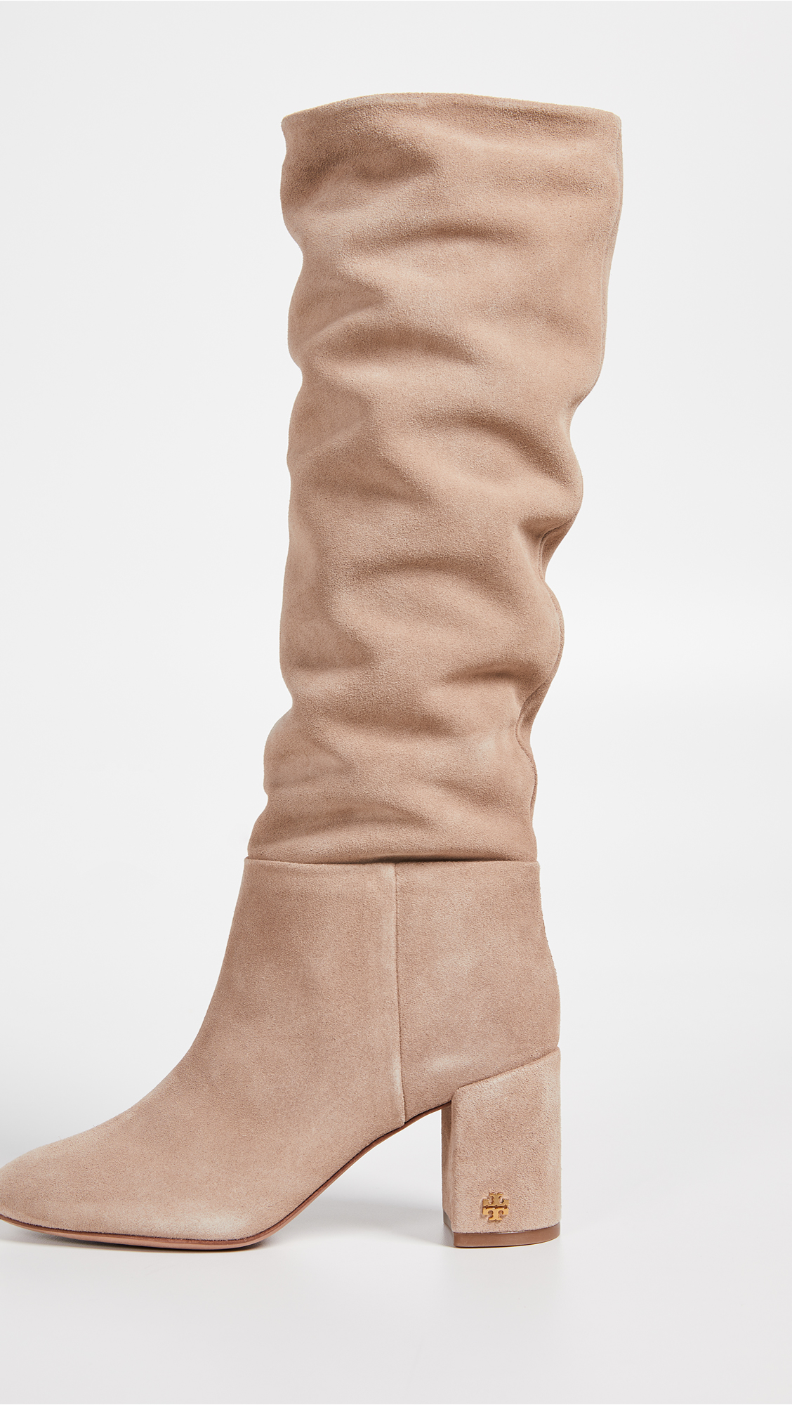 26ef607f20d2 Tory Burch Brooke Slouchy 75mm Boots