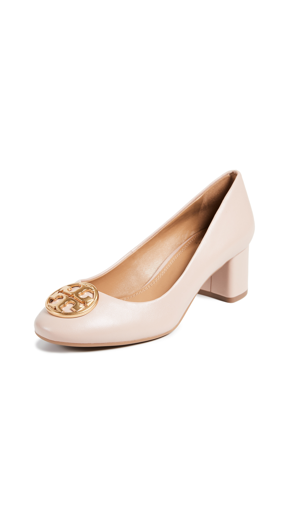 Tory Burch Chelsea 50mm Pumps - Goan Sand