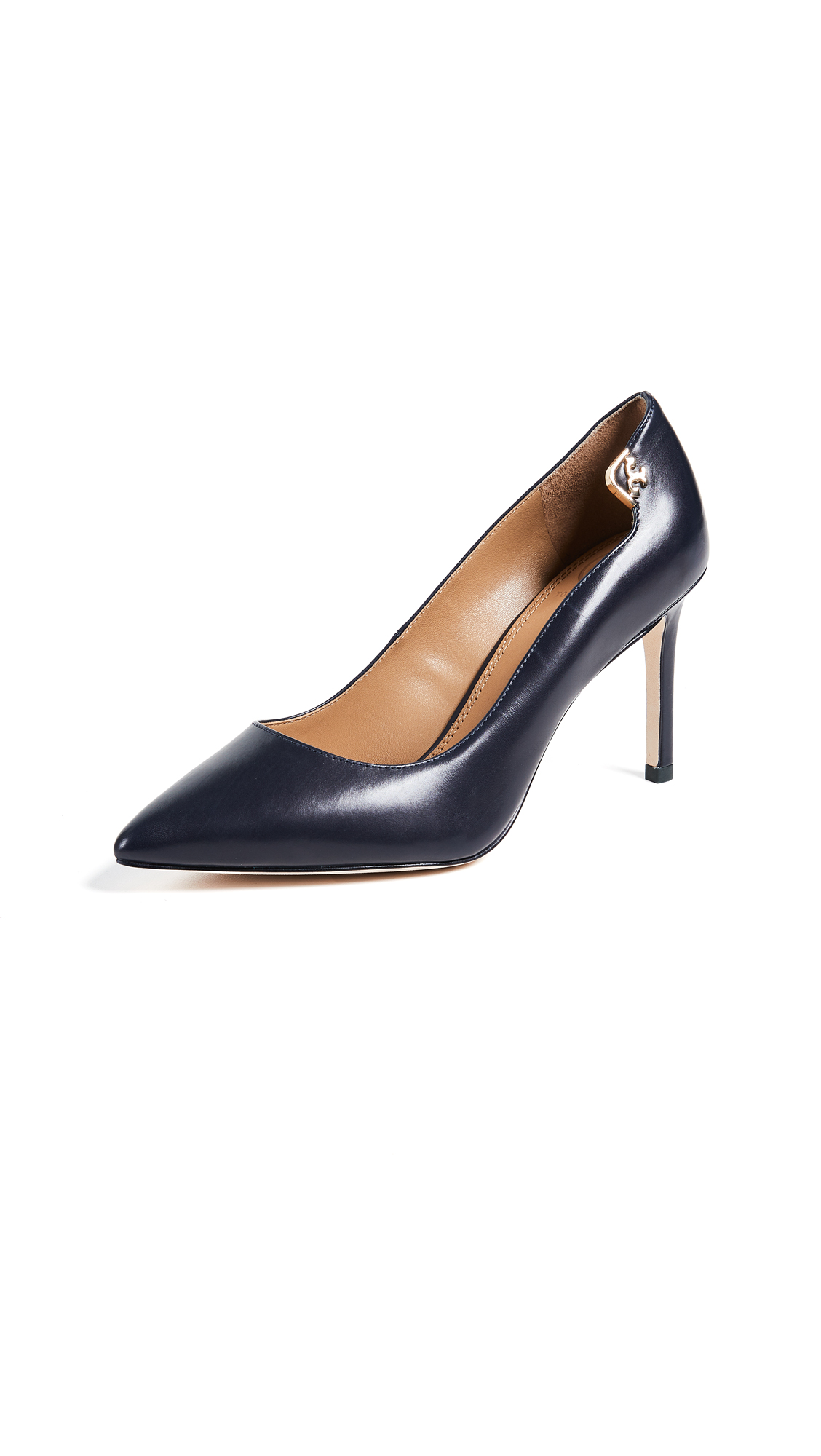 Tory Burch Elizabeth 85mm Pumps - Perfect Navy