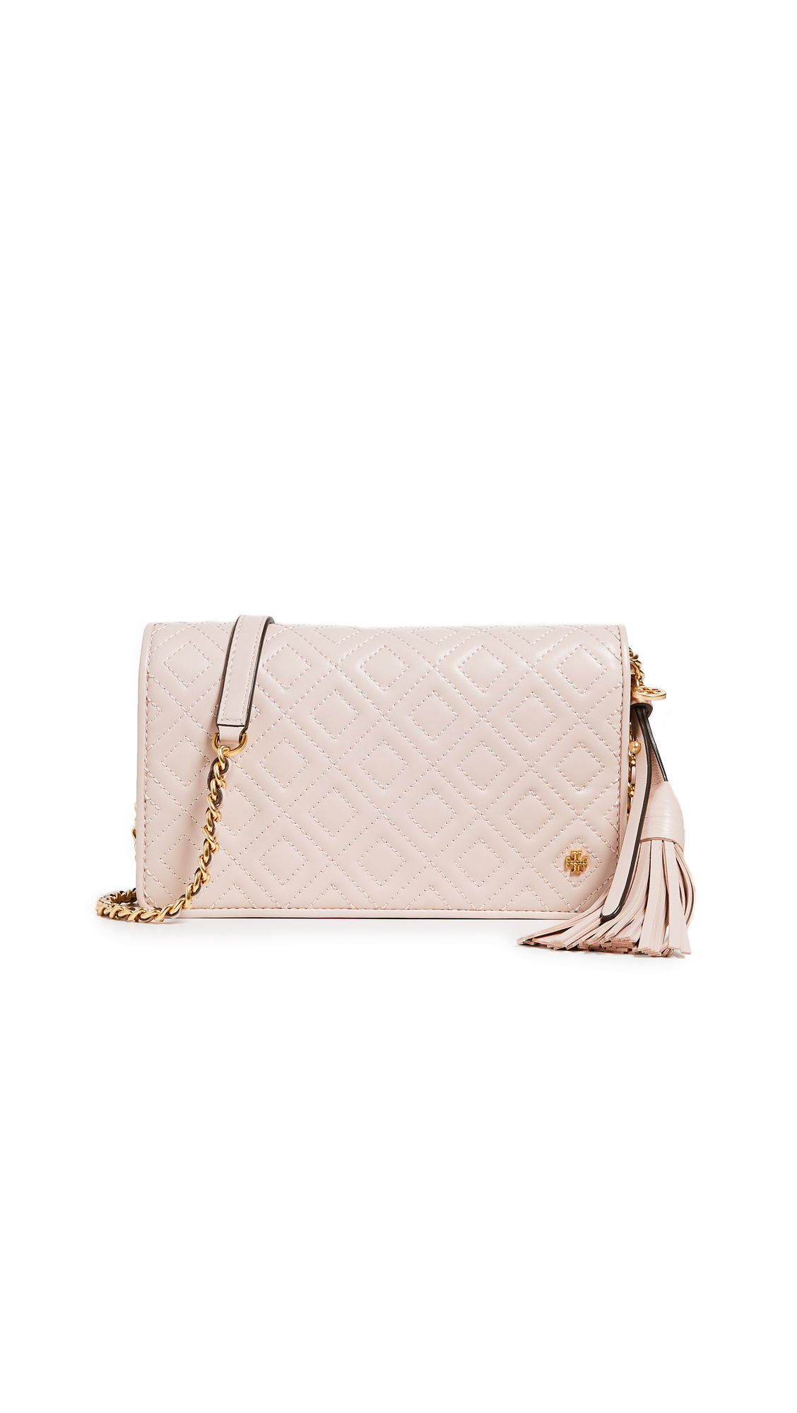 FLEMING FLAT WALLET CROSS BODY BAG