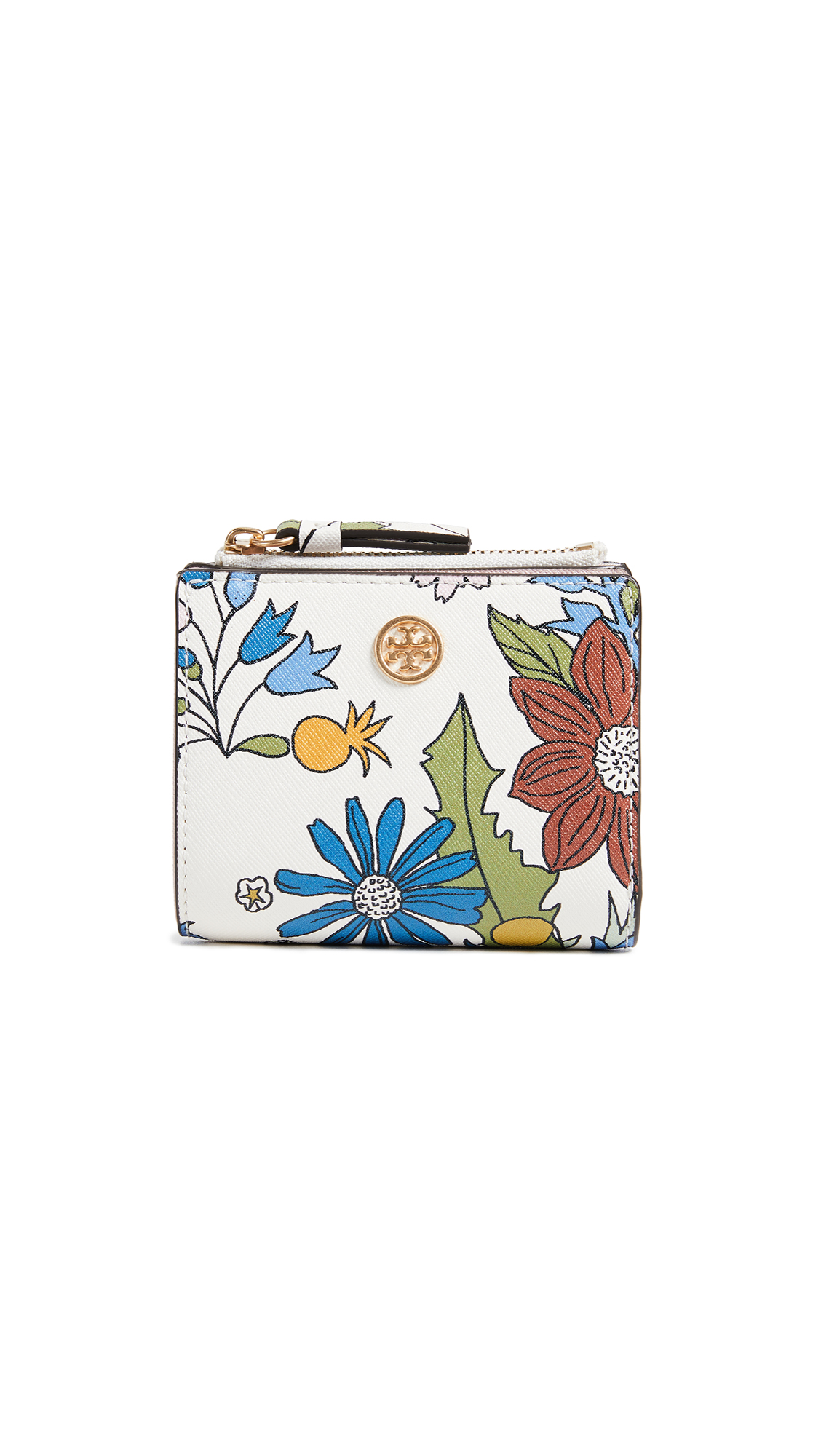 ROBINSON FLORAL MINI WALLET