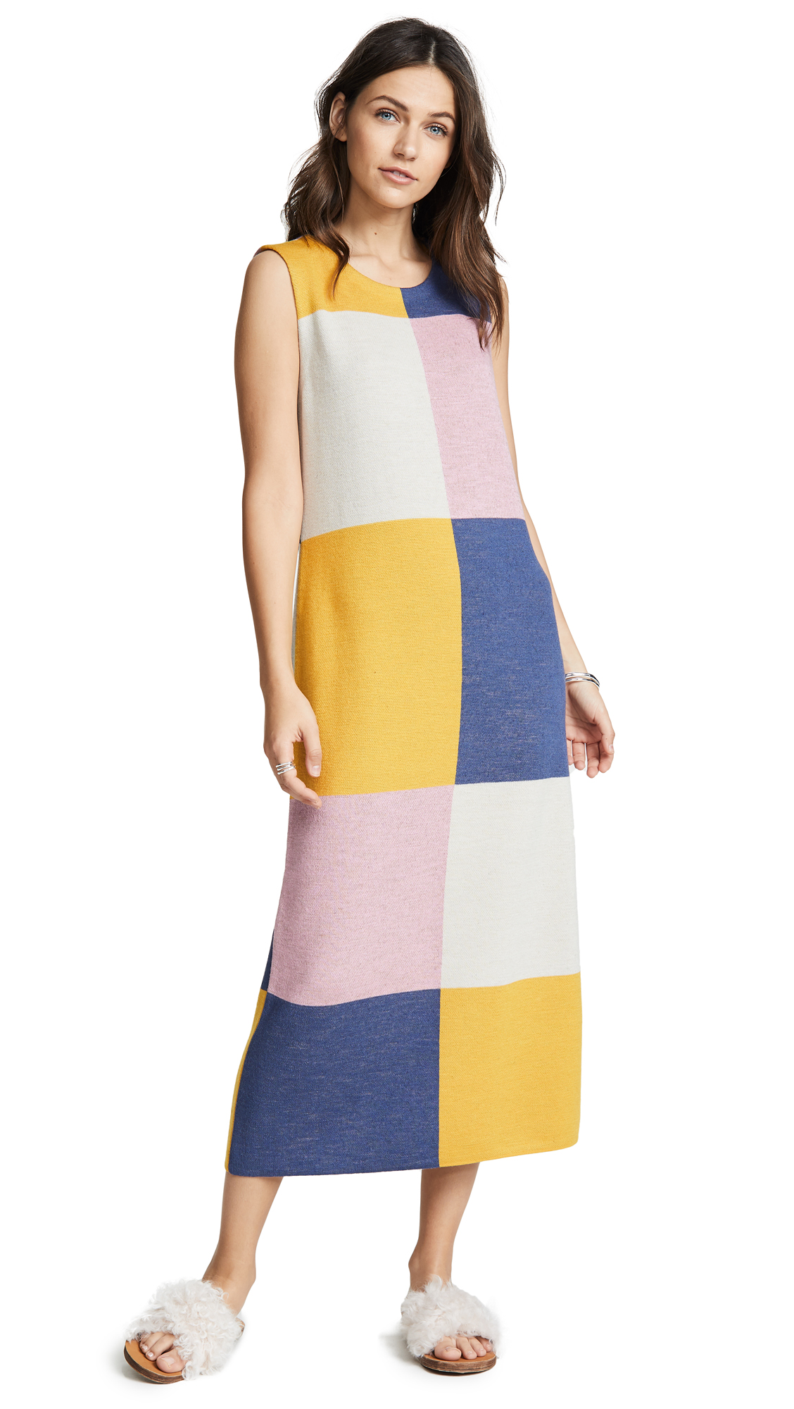 Tory Burch Clayton Dress - Golden Crest
