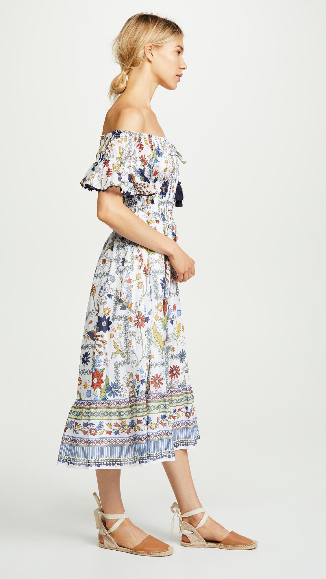 2a9b405070d Tory Burch Meadow Folly Dress | SHOPBOP