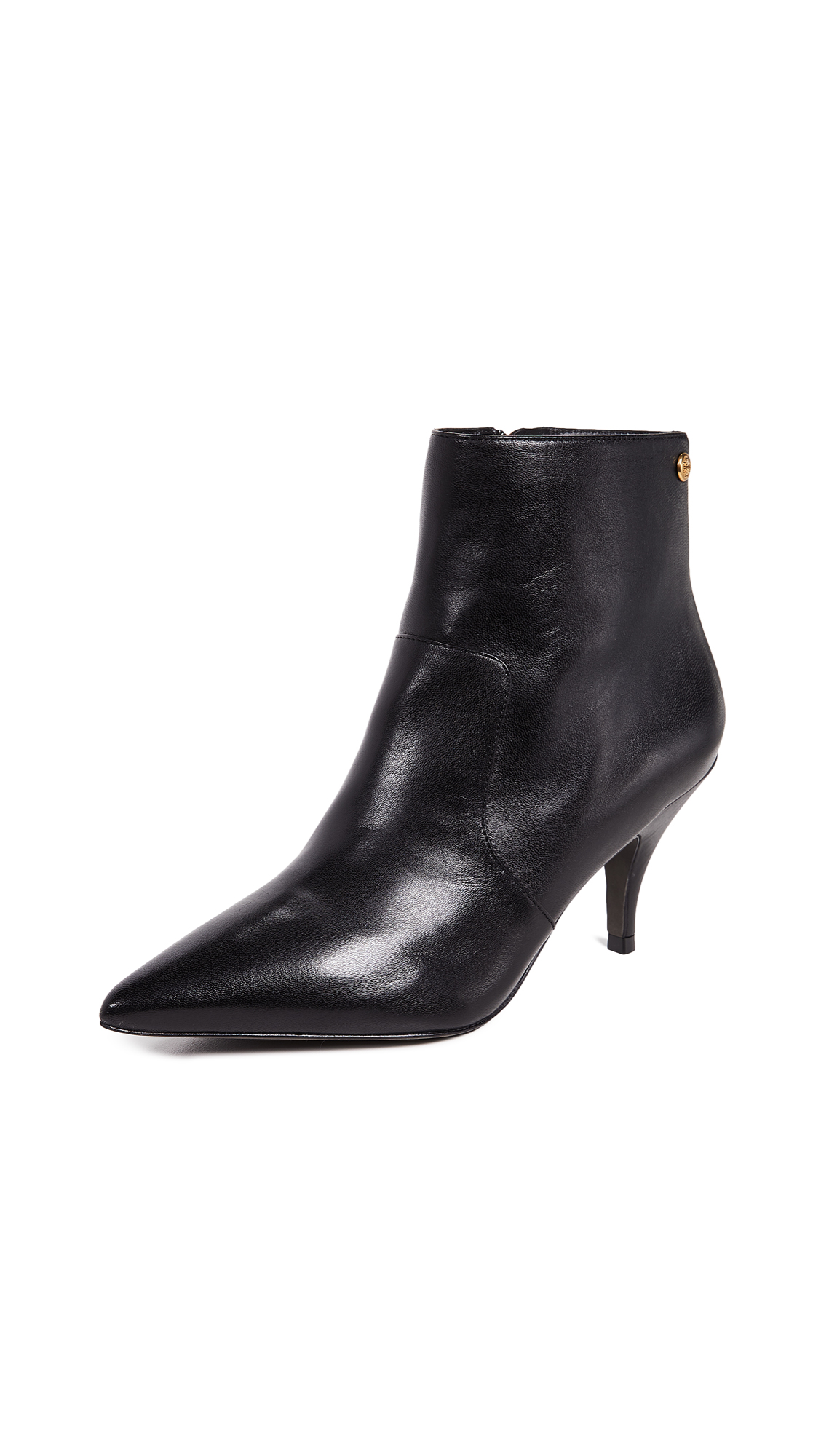 Tory Burch Georgina Booties - Perfect Black