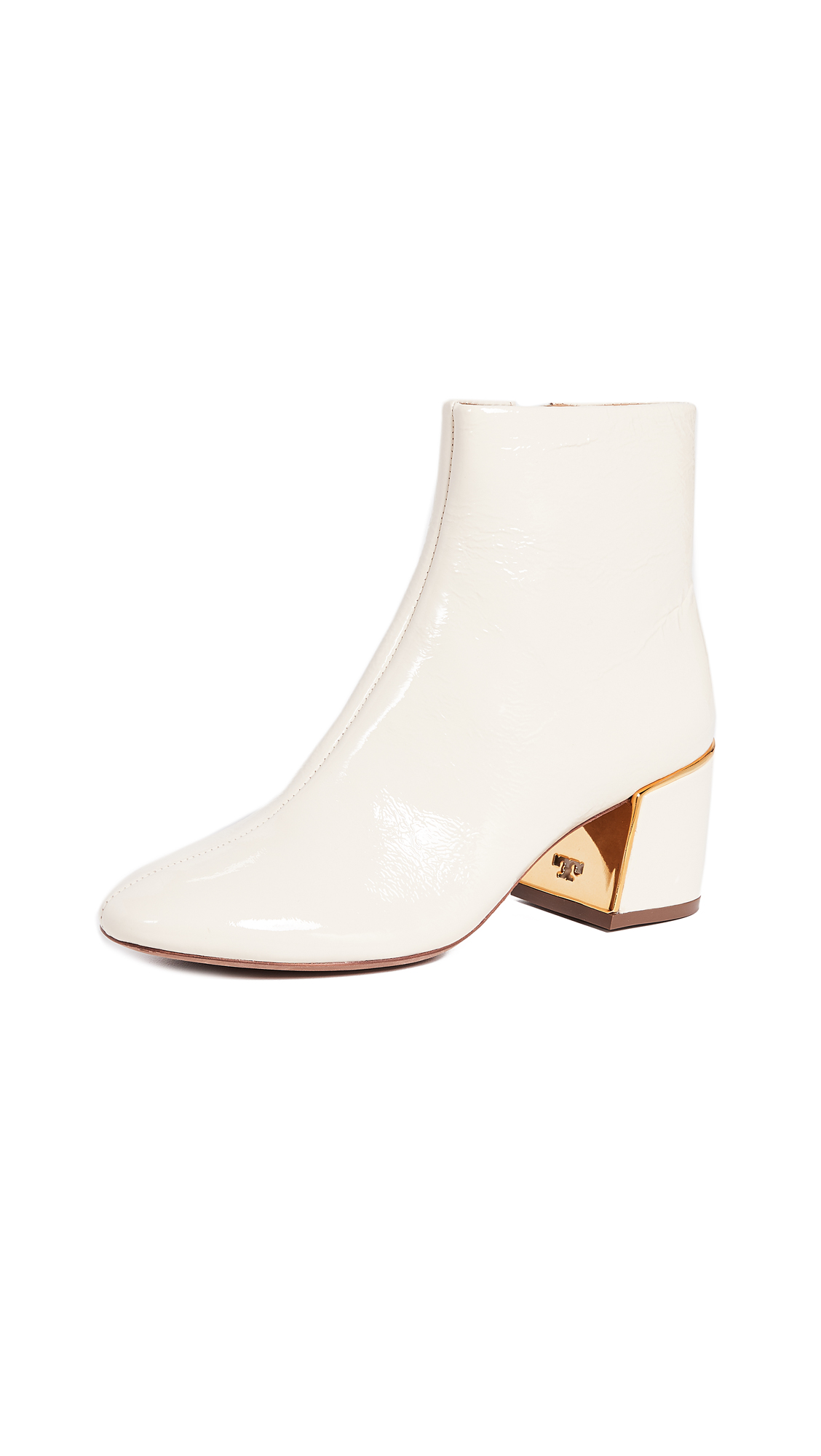 Tory Burch Juliana Booties - New Cream