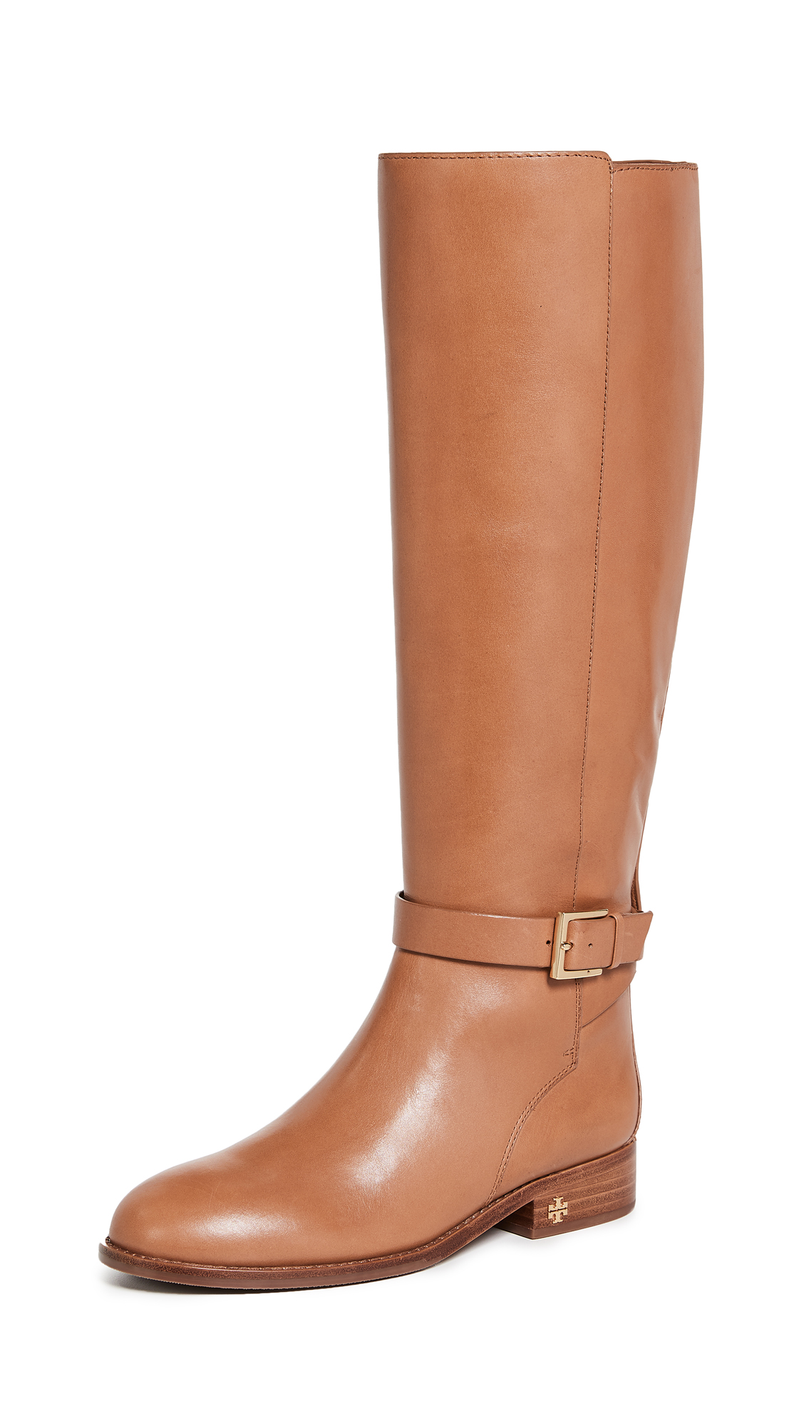Tory Burch Brooke Tall Boots - Tan
