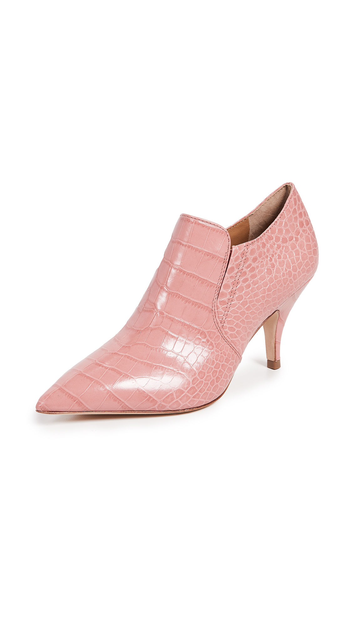 Tory Burch Georgina 80mm Booties - Elephant Pink