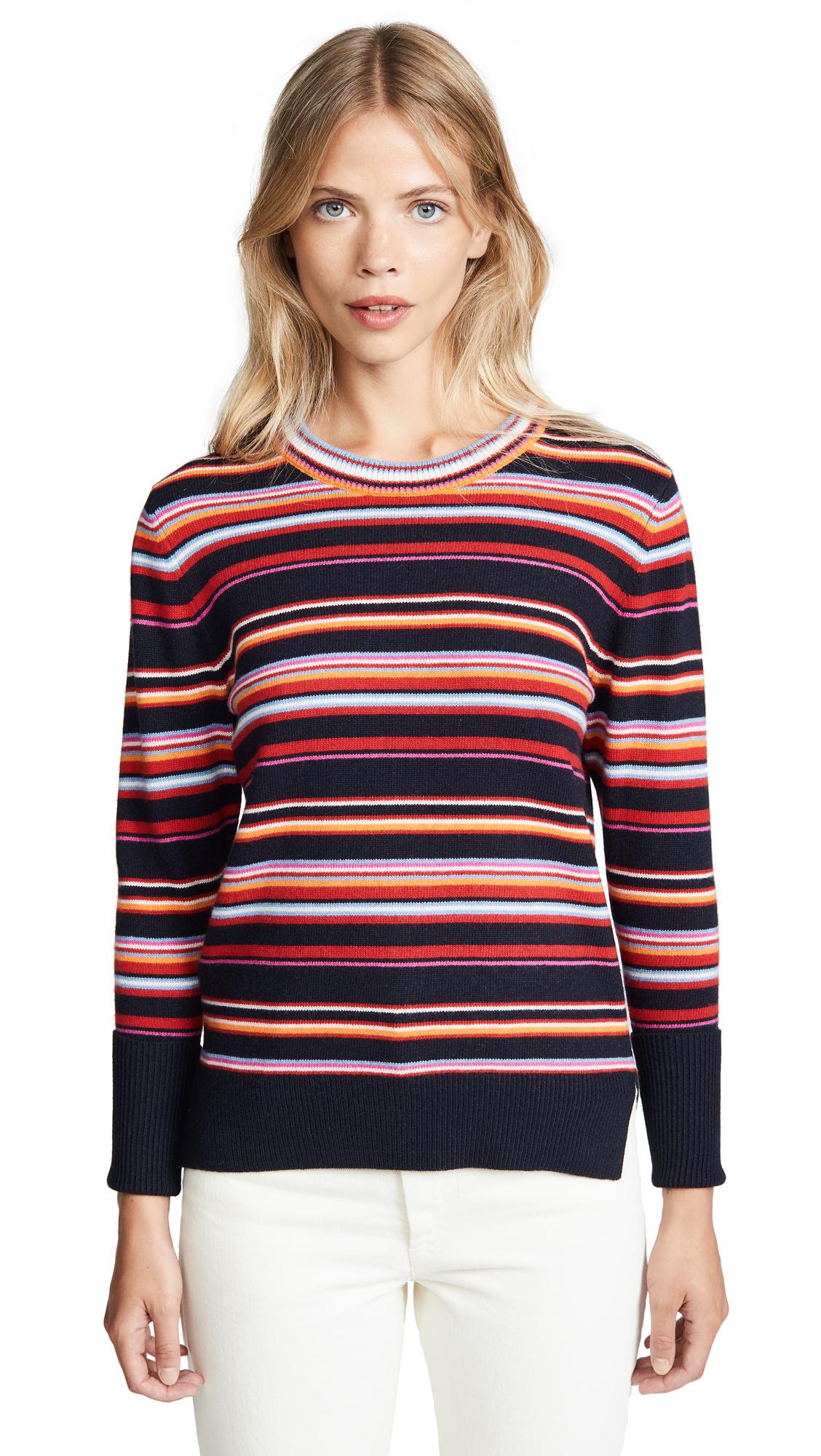 Tory Burch Kit Sweater - Tory Navy