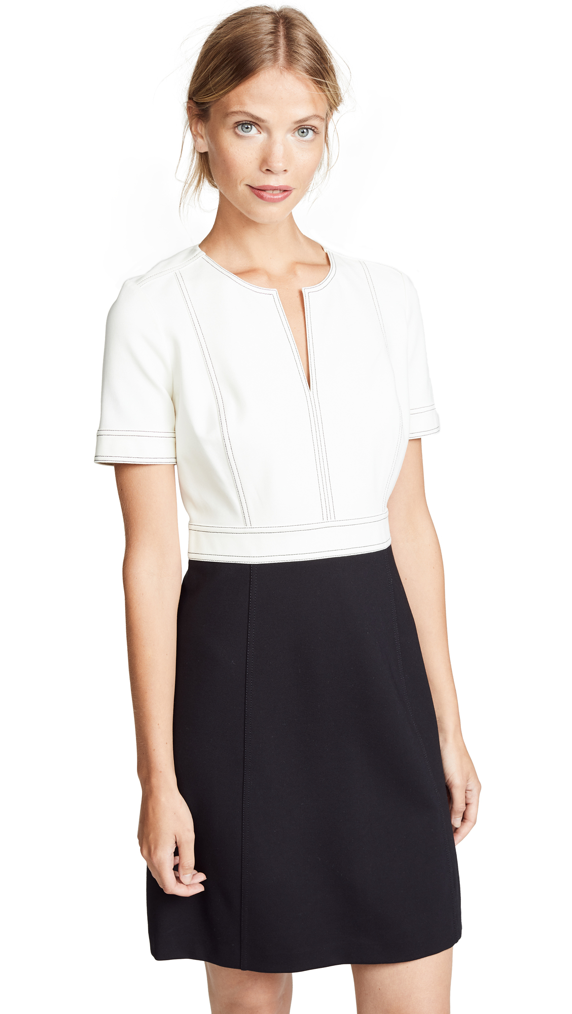 Tory Burch Allie Dress - New Ivory