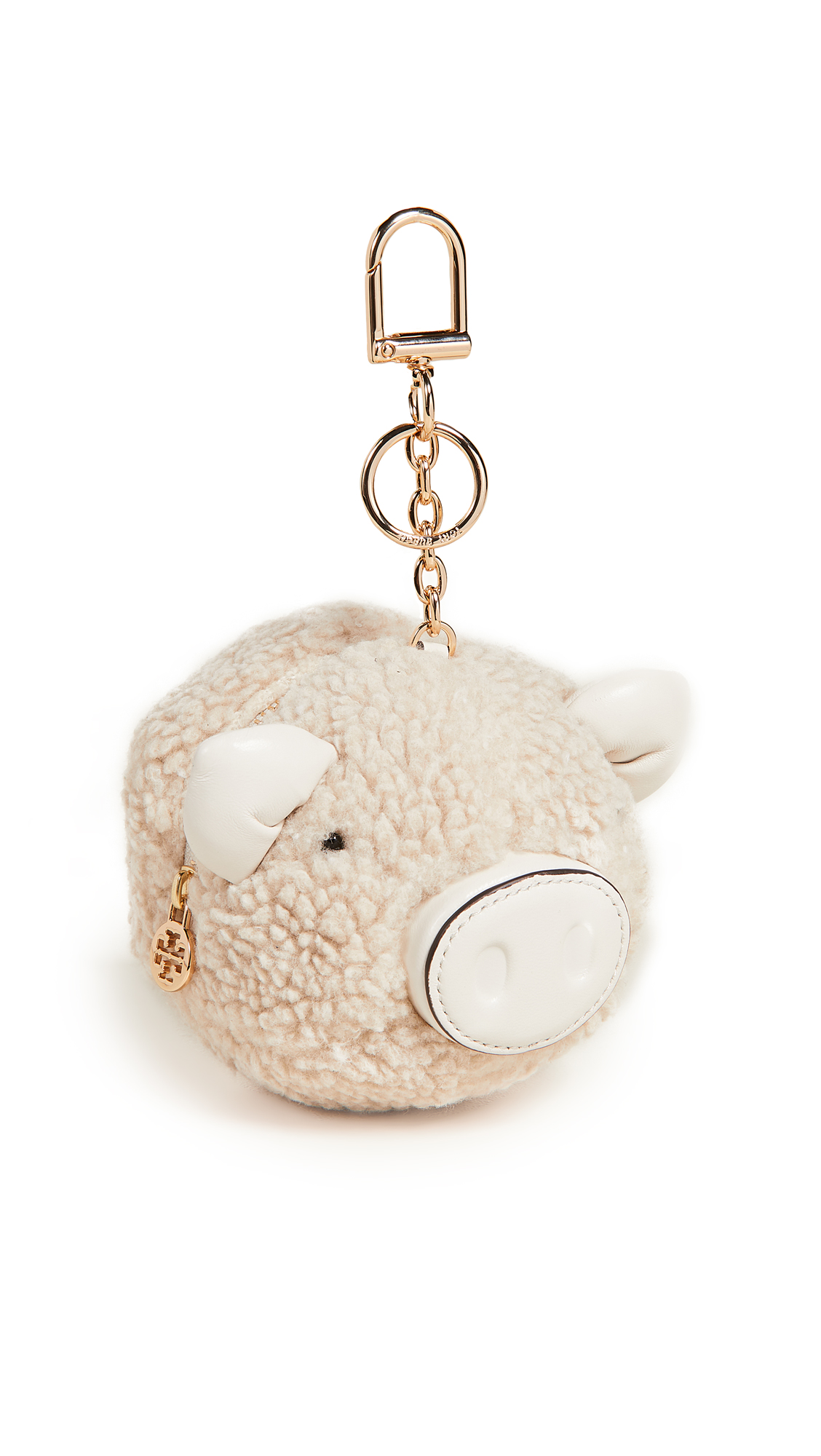 Tory Burch Pig Charm Coin Purse