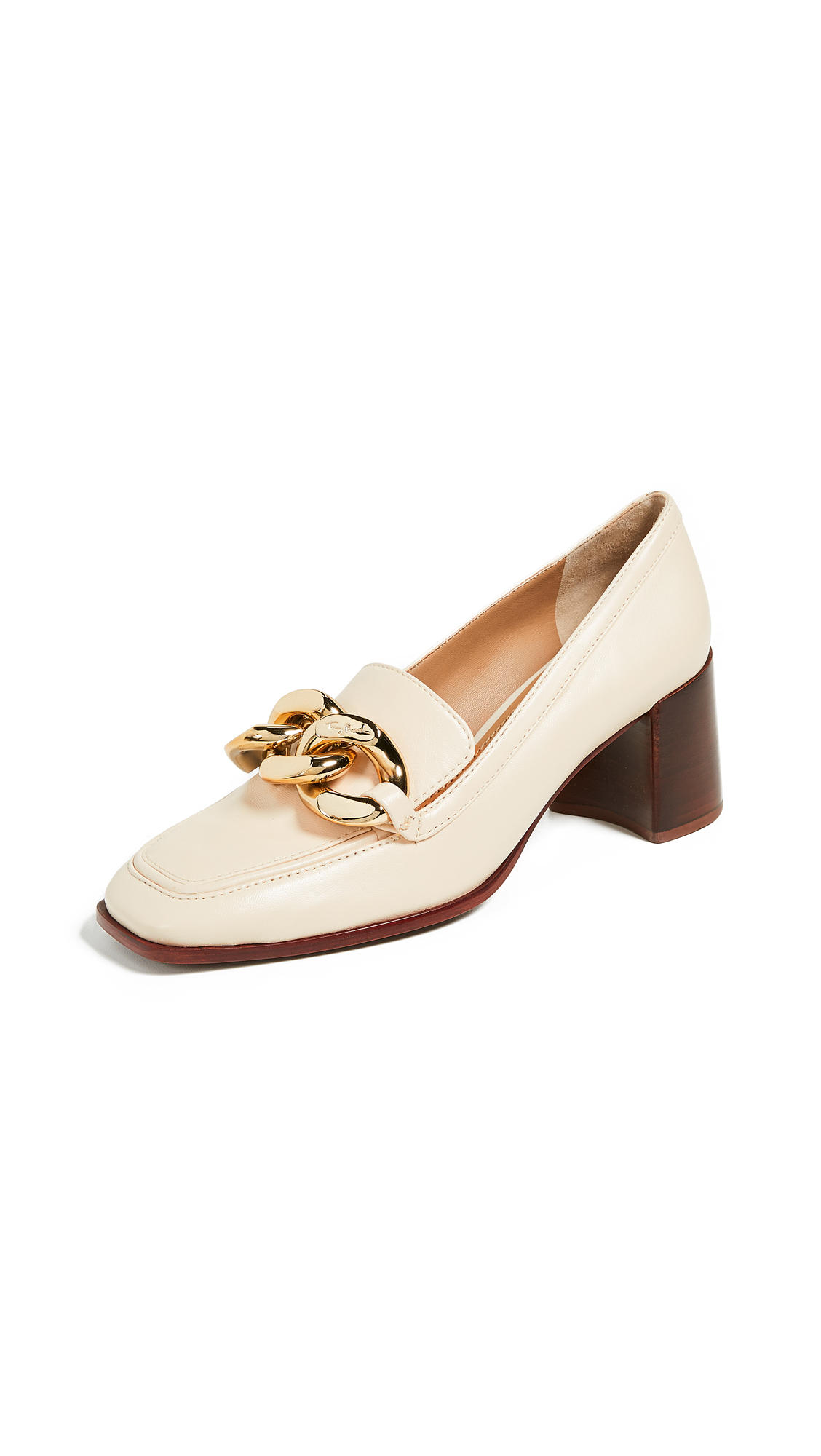 Tory Burch Adrien 65mm Loafers - Dulce De Leche