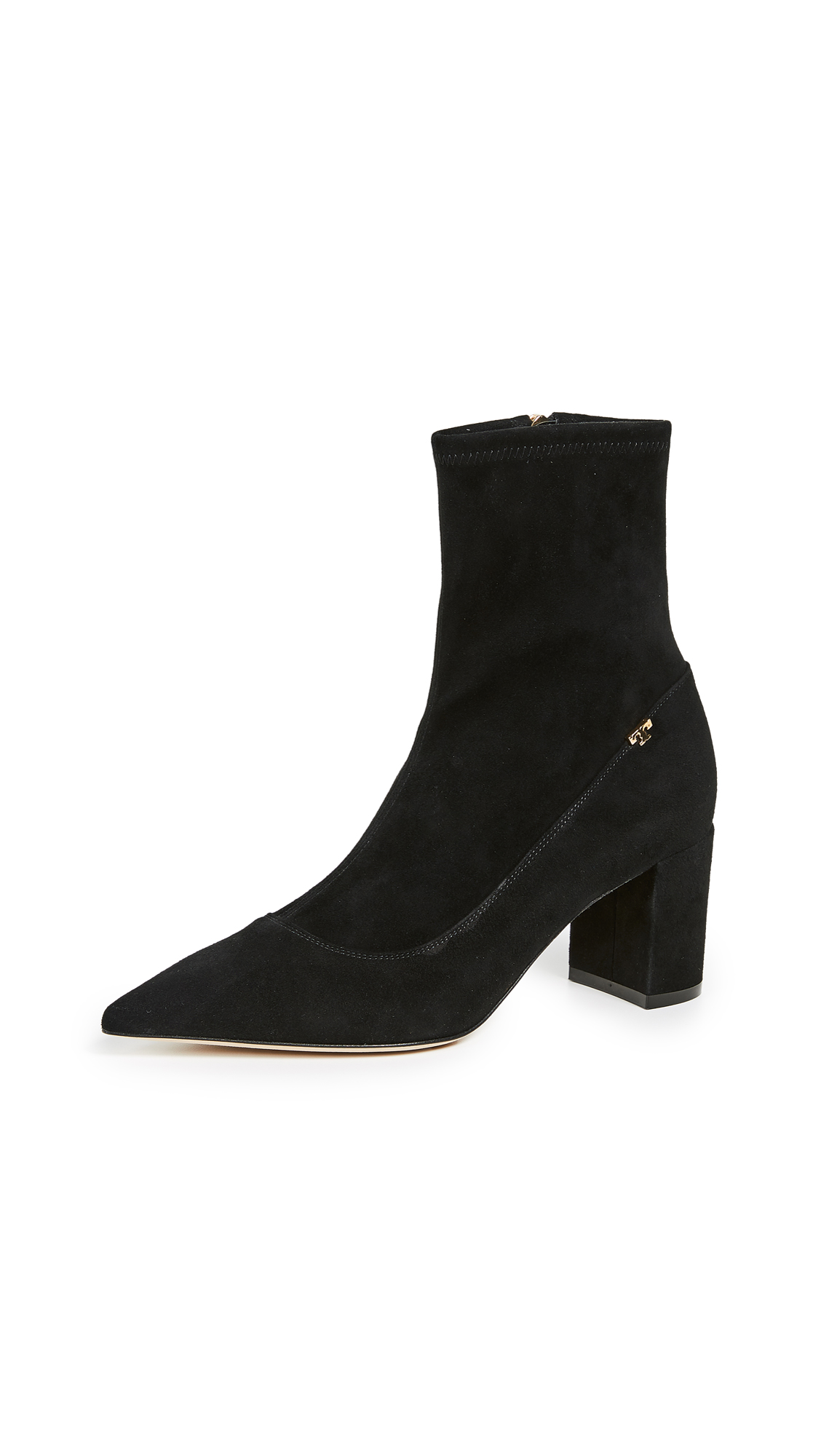 Tory Burch Penelope 65mm Booties - Perfect Black