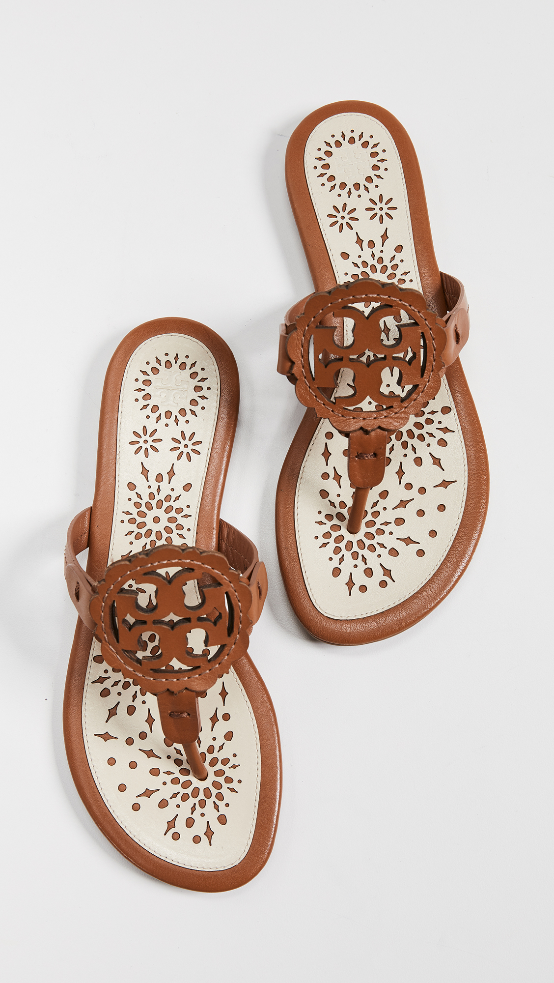 89b28abe0e83 Tory Burch Miller Scallop Sandals