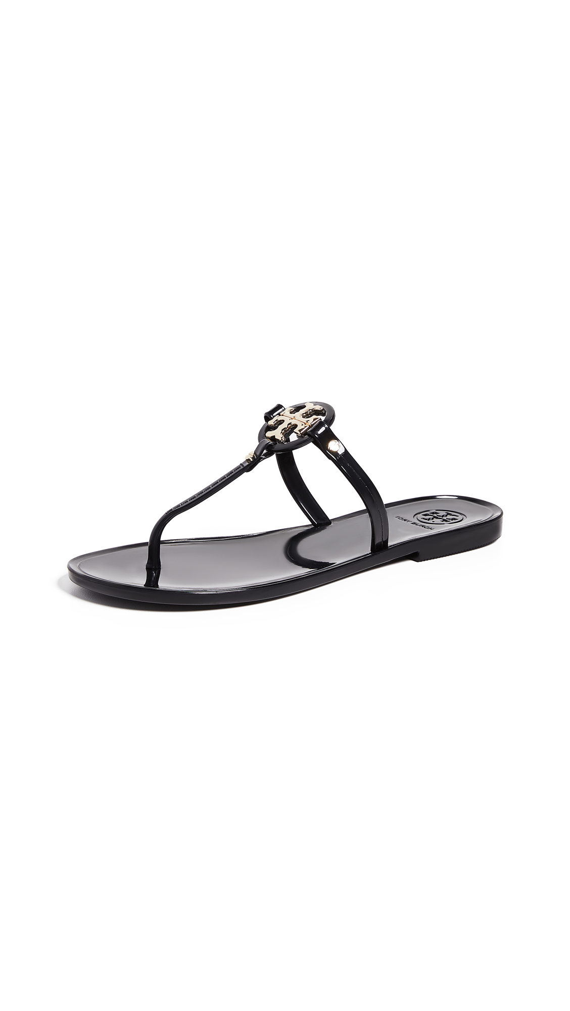 Tory Burch Mini Miller Thong Flip Flops