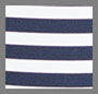 Navy Classic Stripe