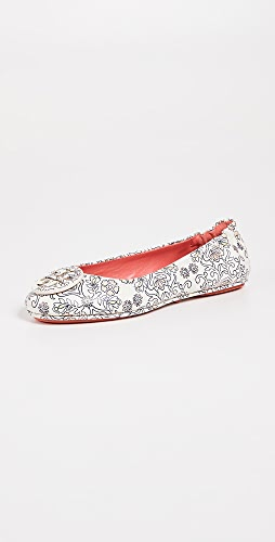 158d090986513 Minnie Travel Ballet Flats