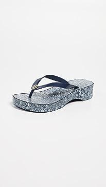 d14b928092cb85 Designer Platform Wedge Sandals