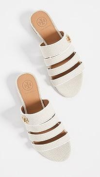 a1f654037e9790 Tory Burch. Kira Multiband Sandals