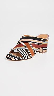 019c317671bf23 Tory Burch. Graham 65mm Wedge Sandals