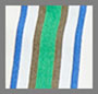 Green Grand Awning Stripe