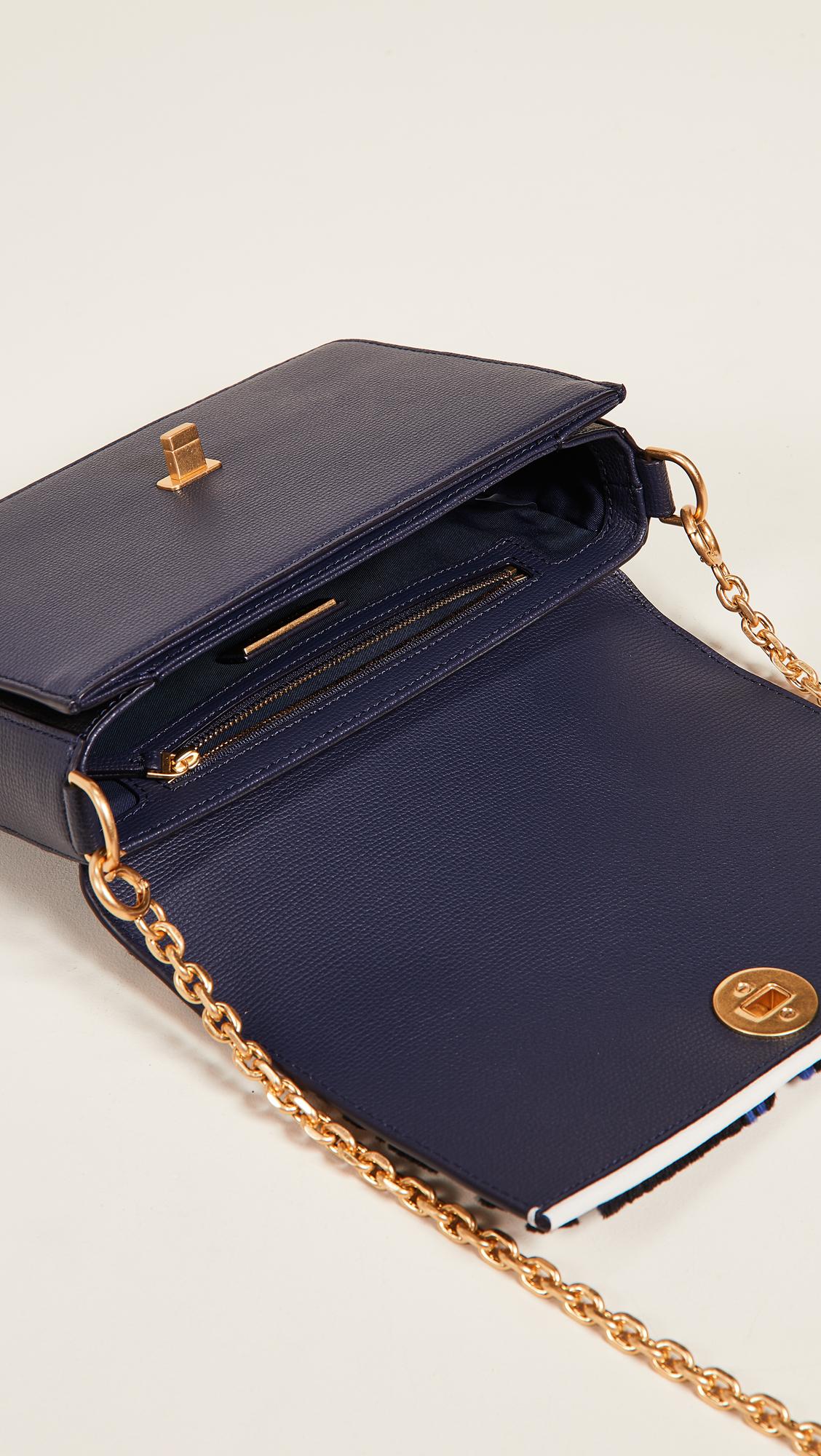 3a6294c1fe0 Tory Burch Kira Fil Coupe Shoulder Bag
