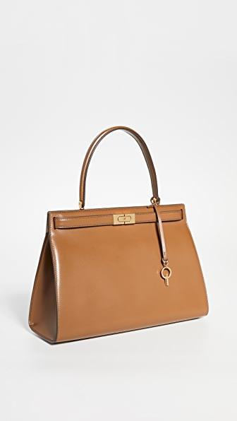 Tory Burch Lee Radziwill Bag In Moose