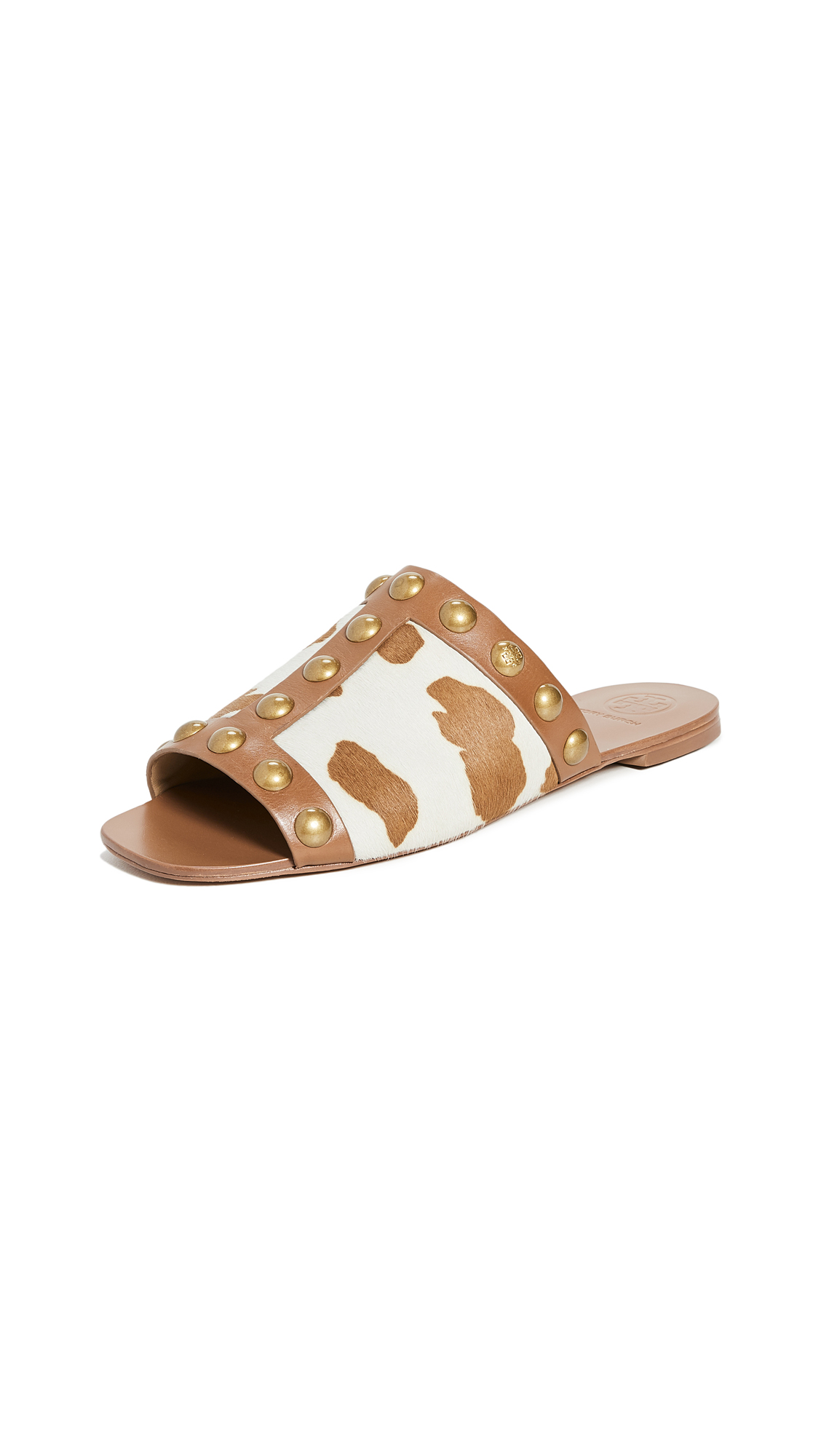 Buy Tory Burch online - photo of Tory Burch Blythe Slides