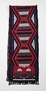 Tory Burch Maverick 锁缝方形围巾