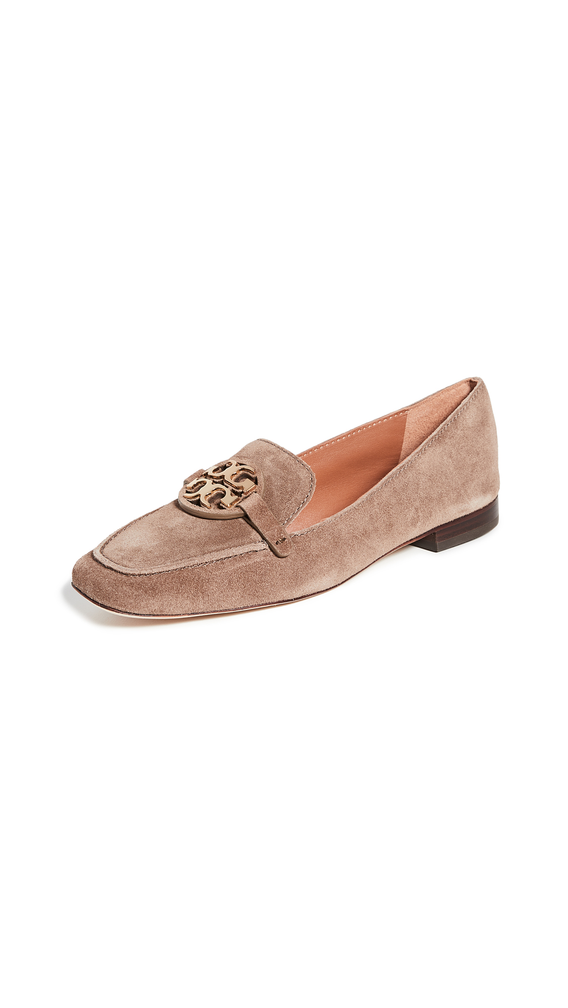 Buy Tory Burch Metal Miller 15MM Loafers online, shop Tory Burch
