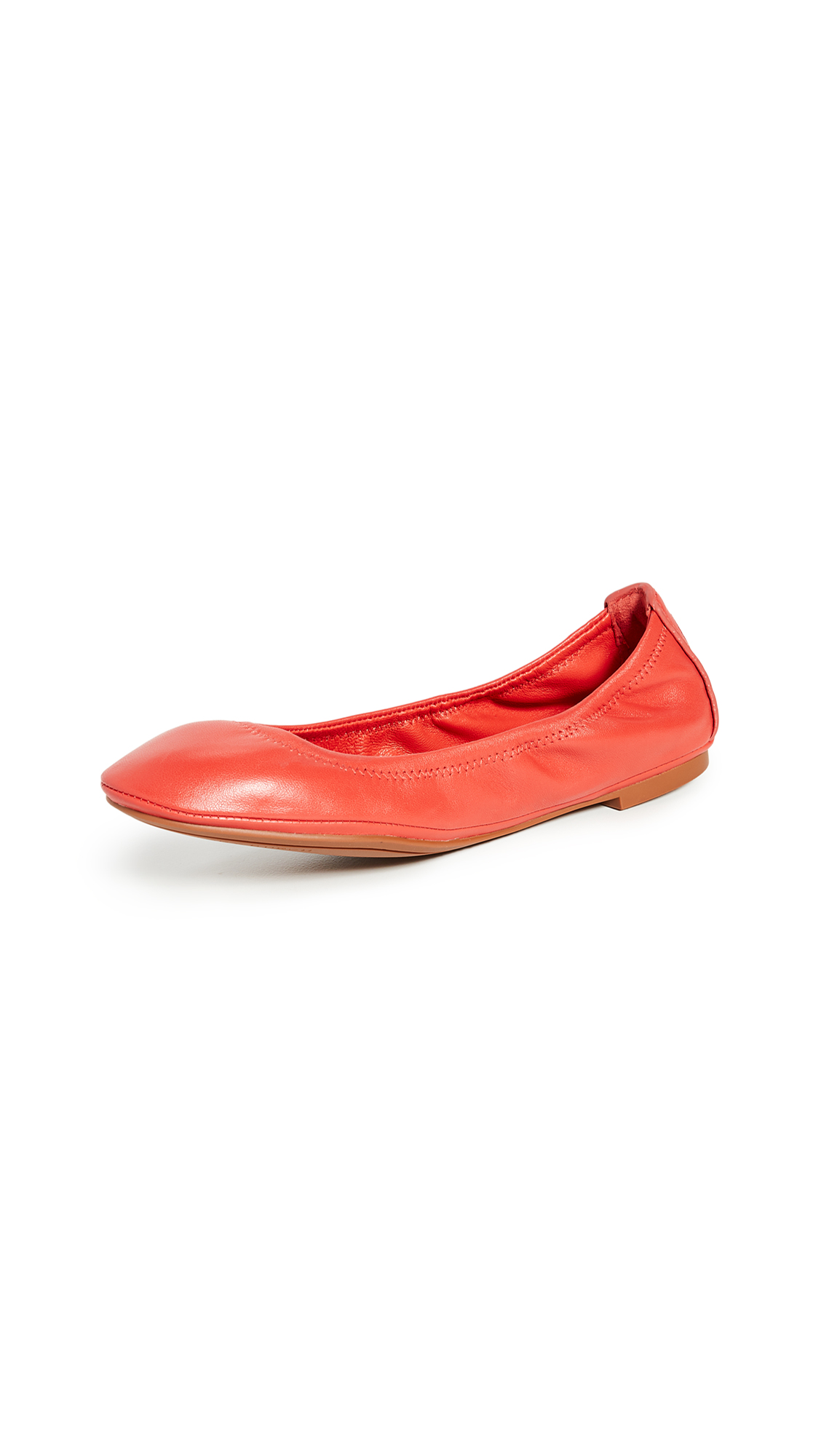Buy Tory Burch online - photo of Tory Burch Eddie Ballet Flats