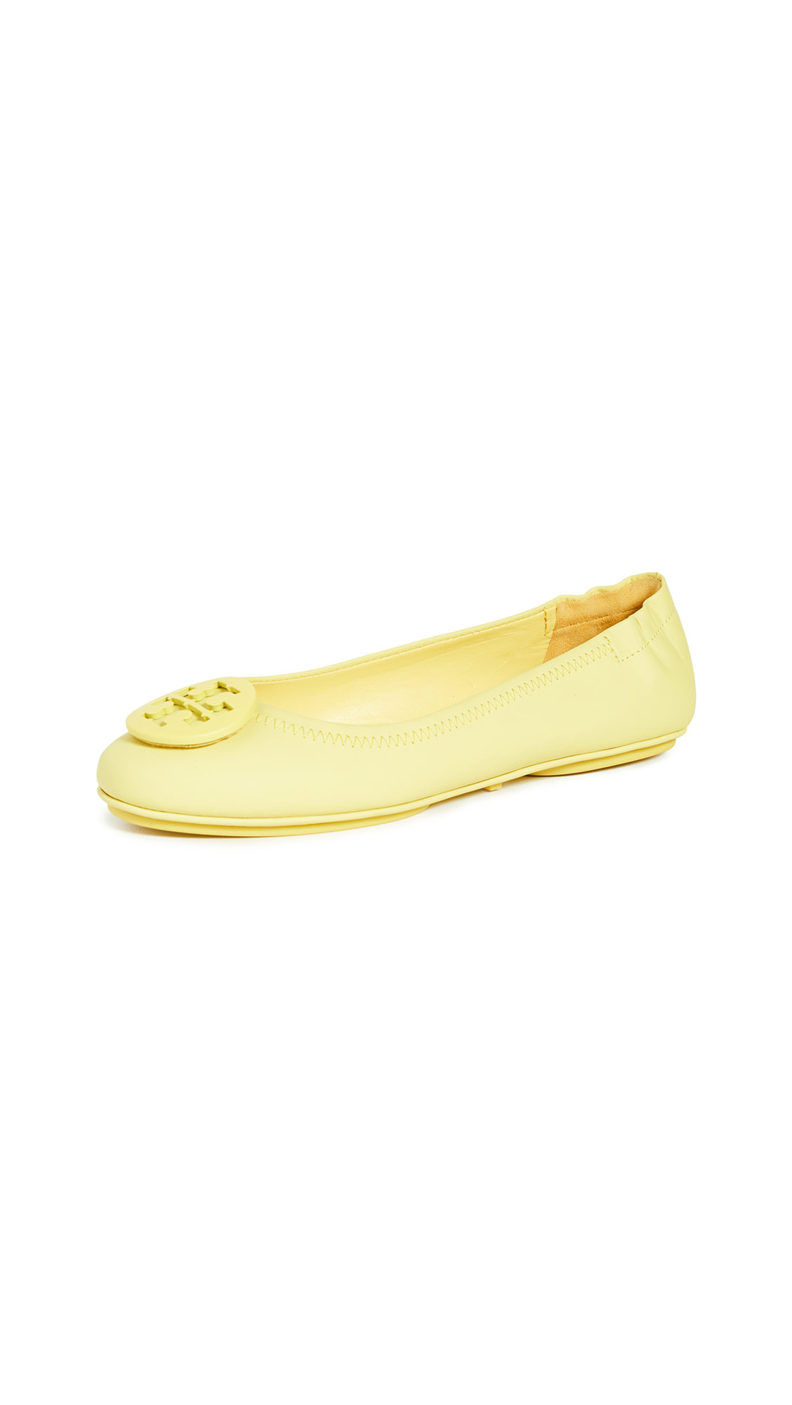Tory Burch Exclusive Minnie Travel Ballet Flats - 30% Off Sale