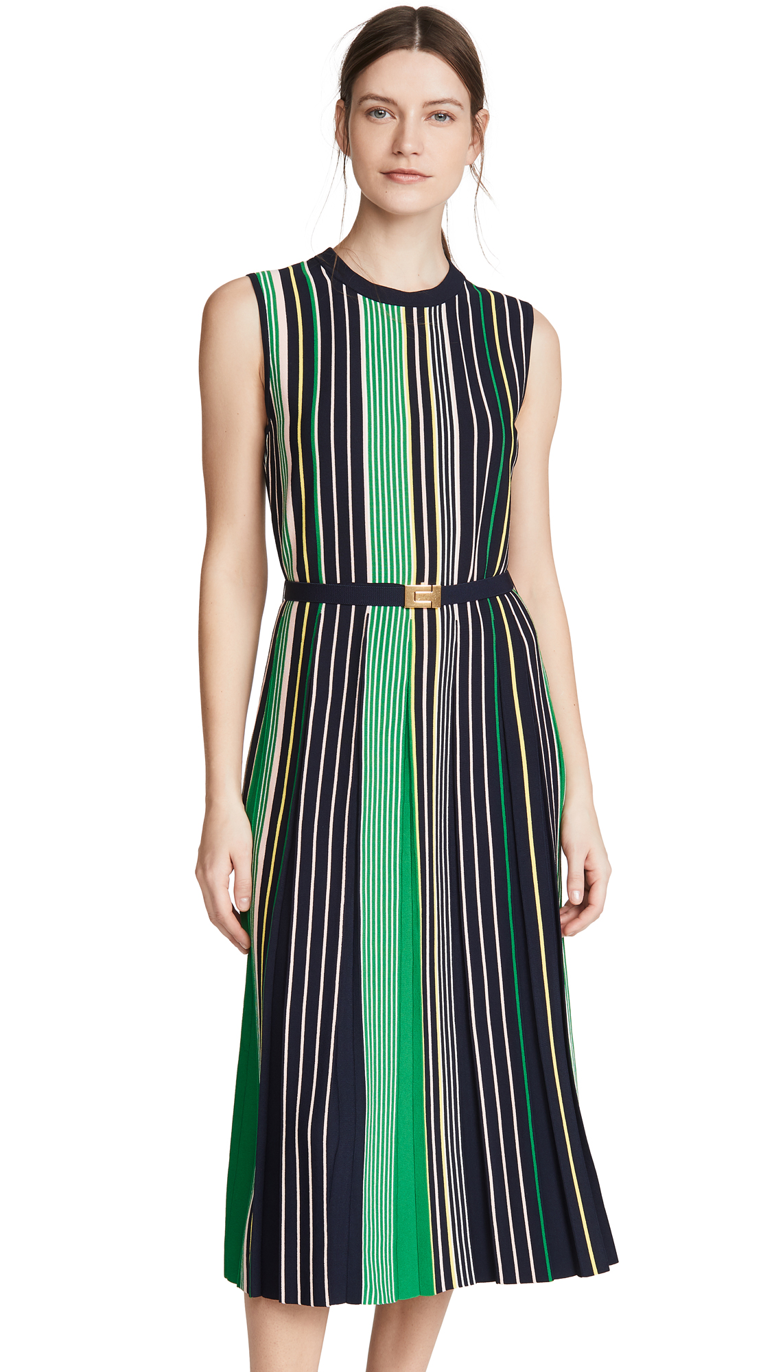 Tory Burch Striped Sweater Dress - 30% Off Sale