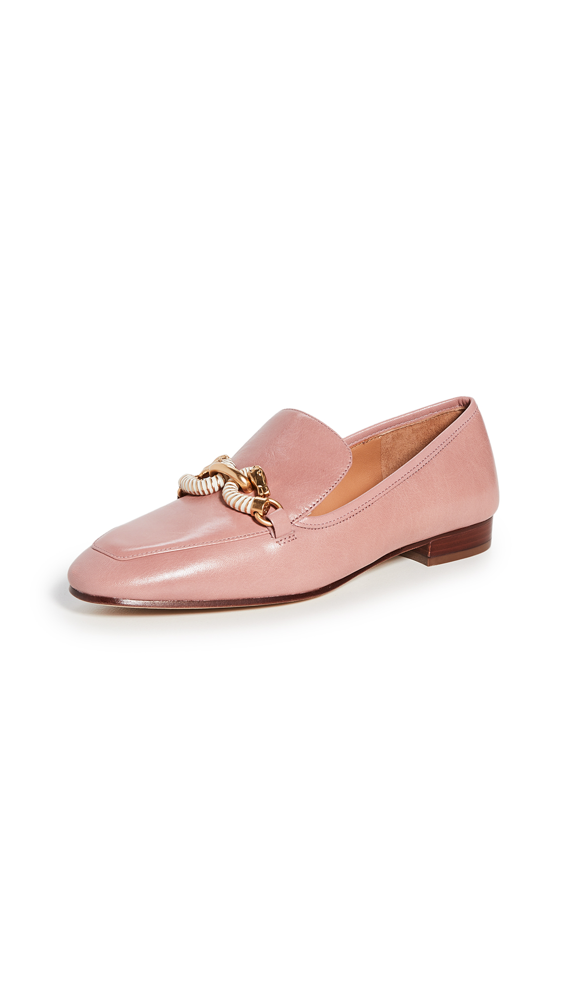 Tory Burch Leathers 20MM JESSA LOAFERS