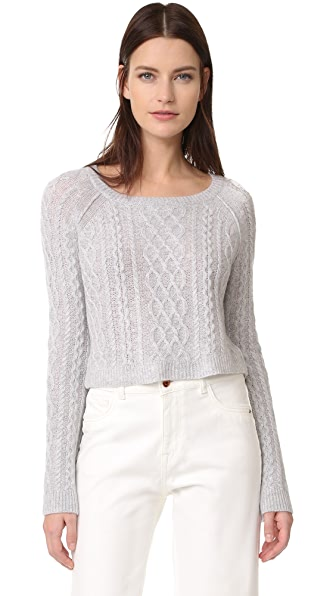 ThePerfext Cashmere Cable Top