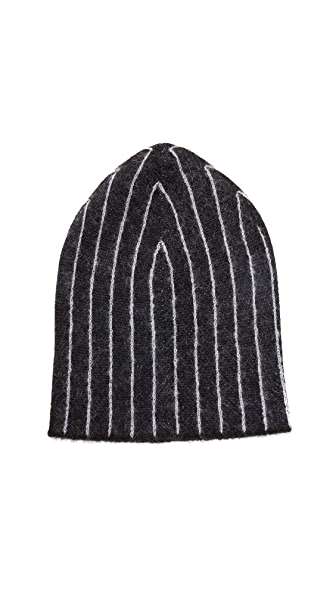 3.1 Phillip Lim Pin Stripe Beanie