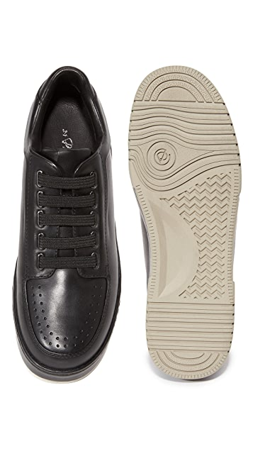 3.1 Phillip Lim PL31 Low Top Sneakers