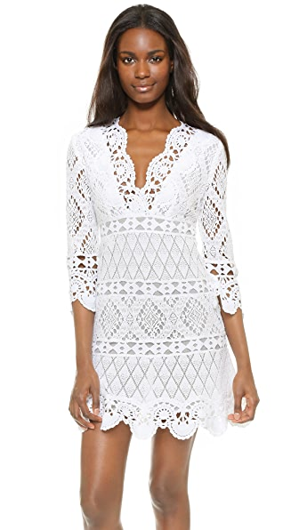 Temptation Positano Crochet Dress